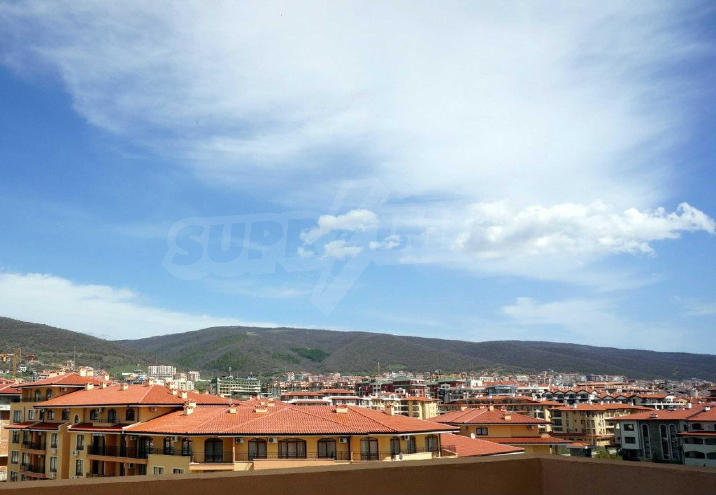 One-bedroom apartment in Chateau Sea Wind complex in Sveti Vlas 1