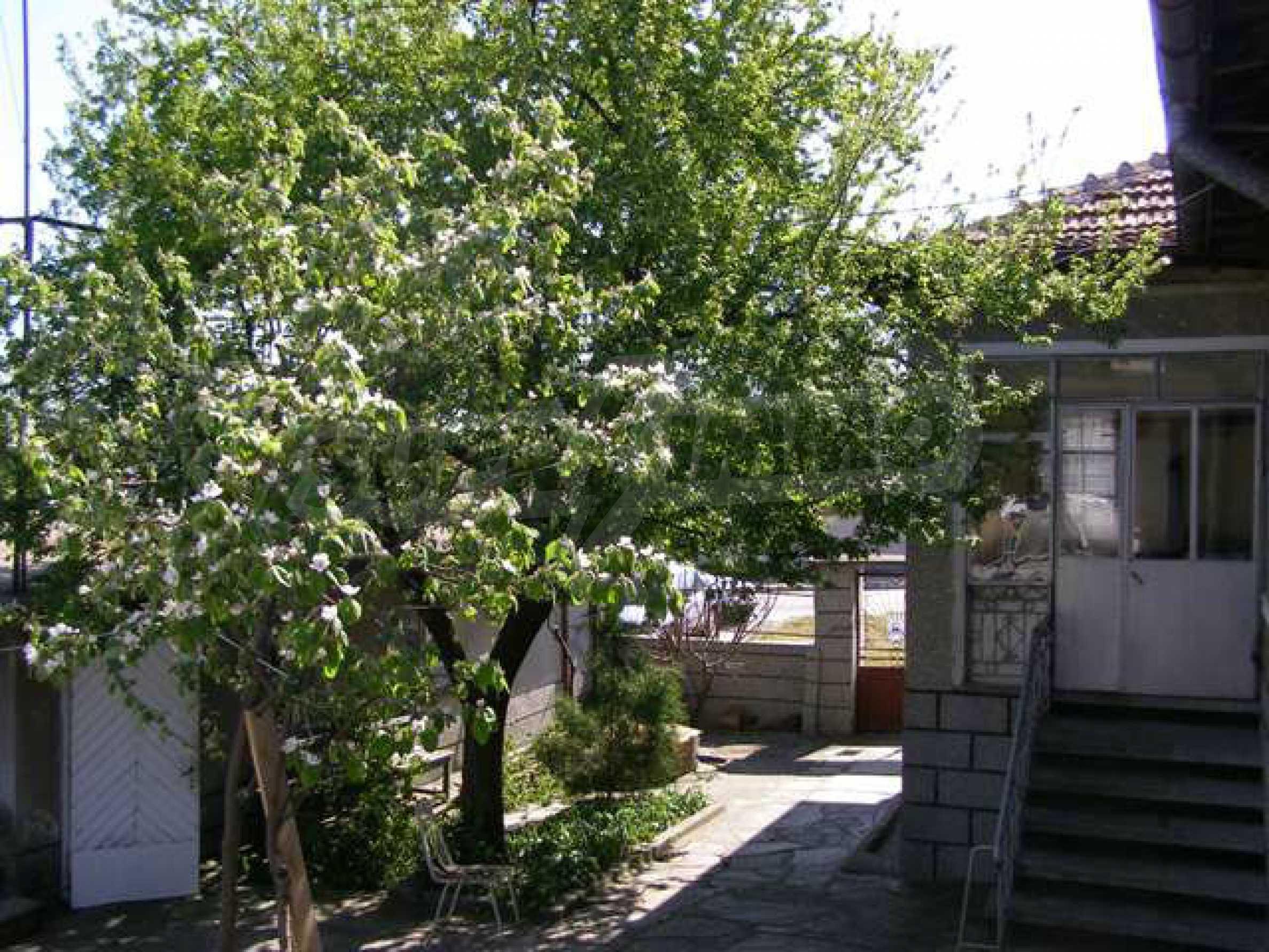 Spacious 1-storey house with yard in Simeonovgrad 16