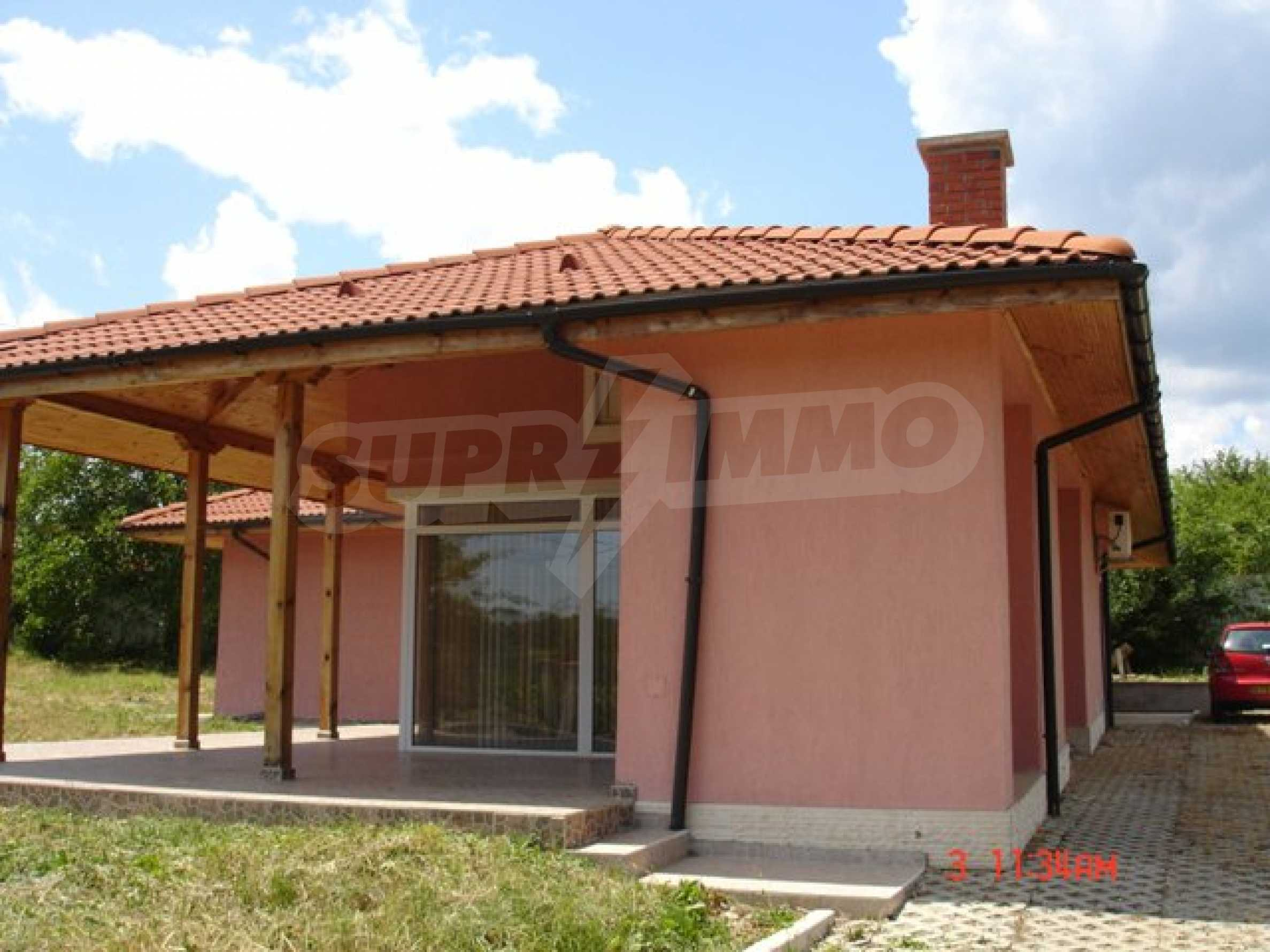 New house 1km to the sea