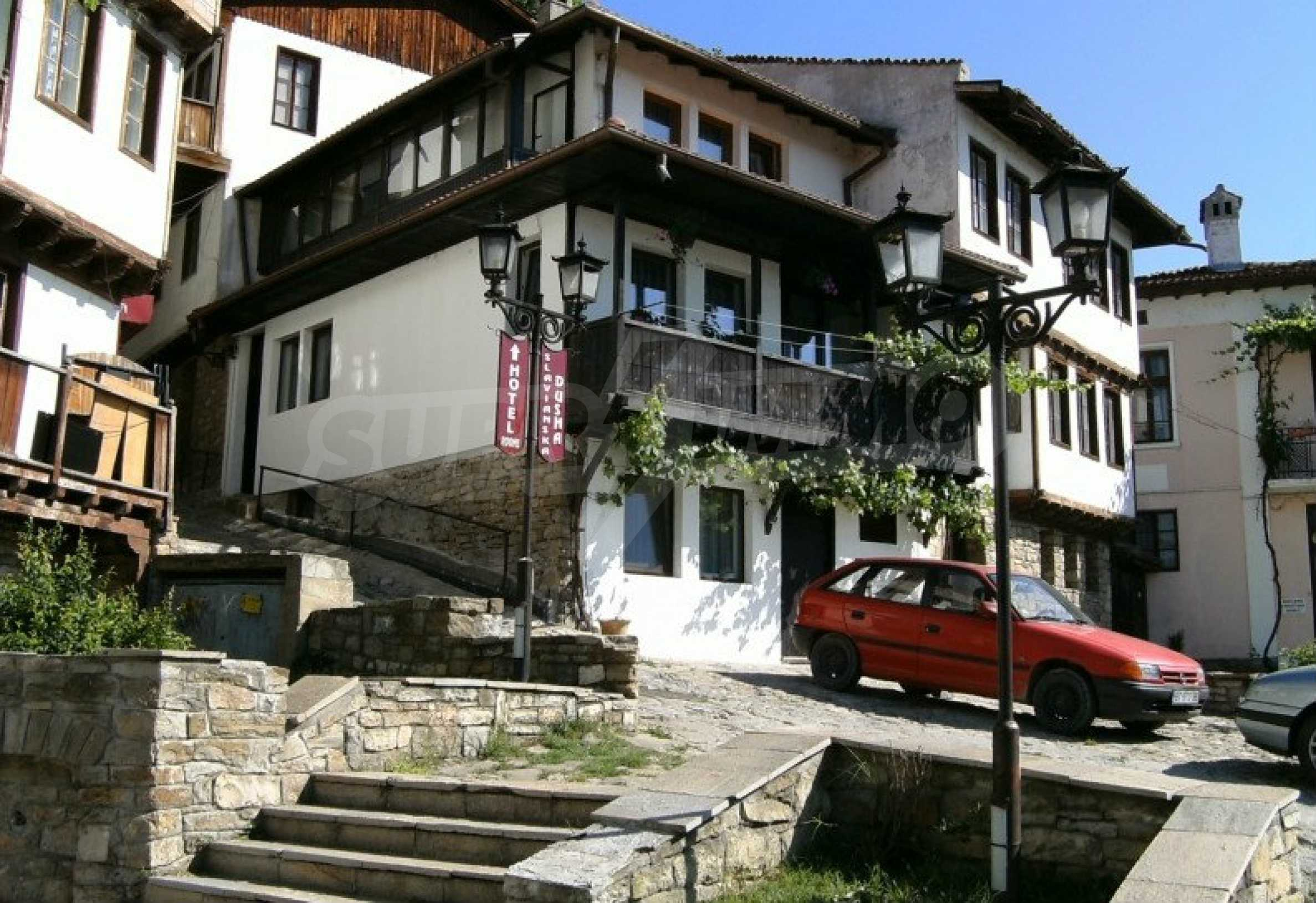 Unique three-storey house located in the old part of Veliko Tarnovo