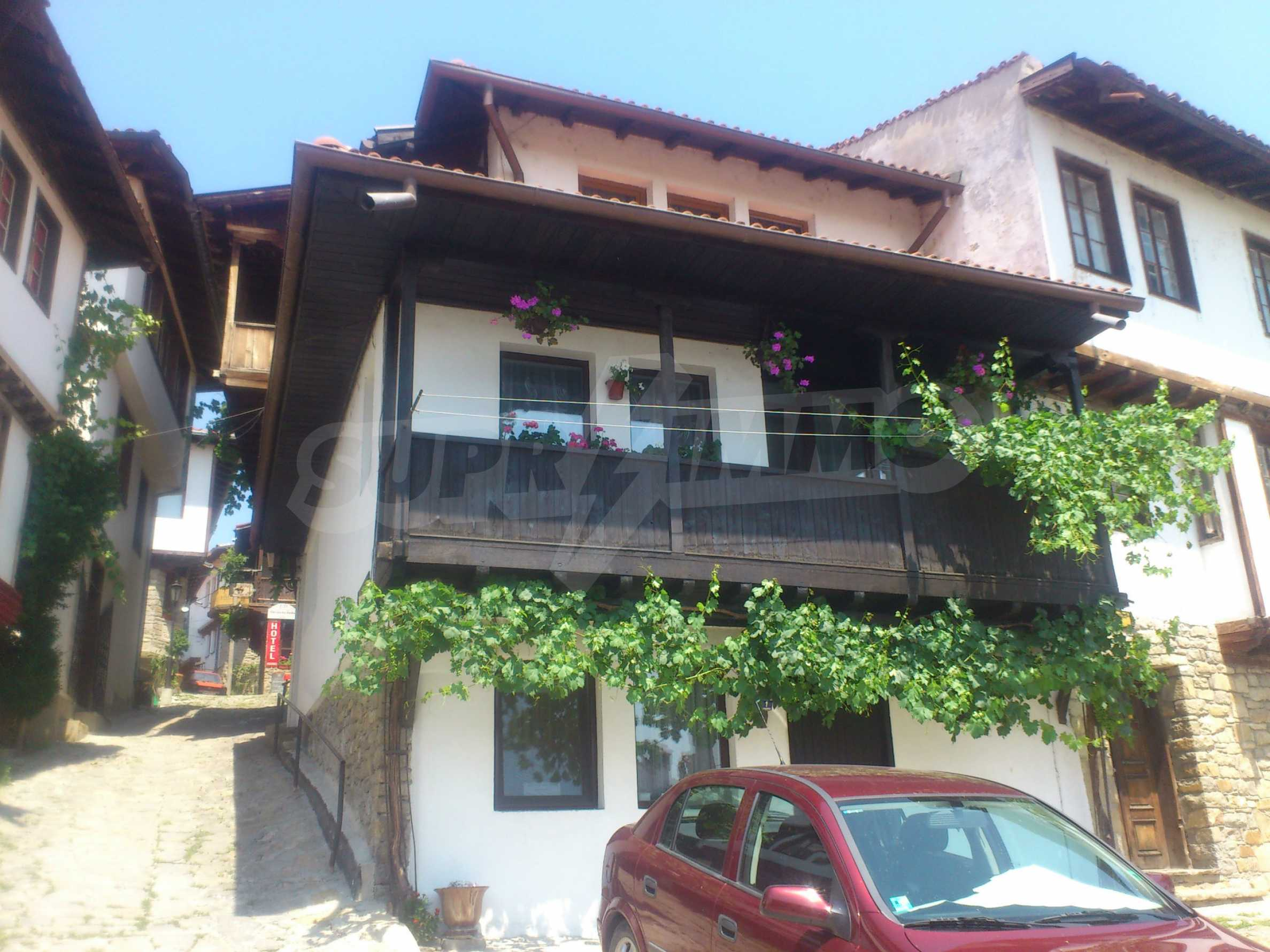 Unique three-storey house located in the old part of Veliko Tarnovo 26