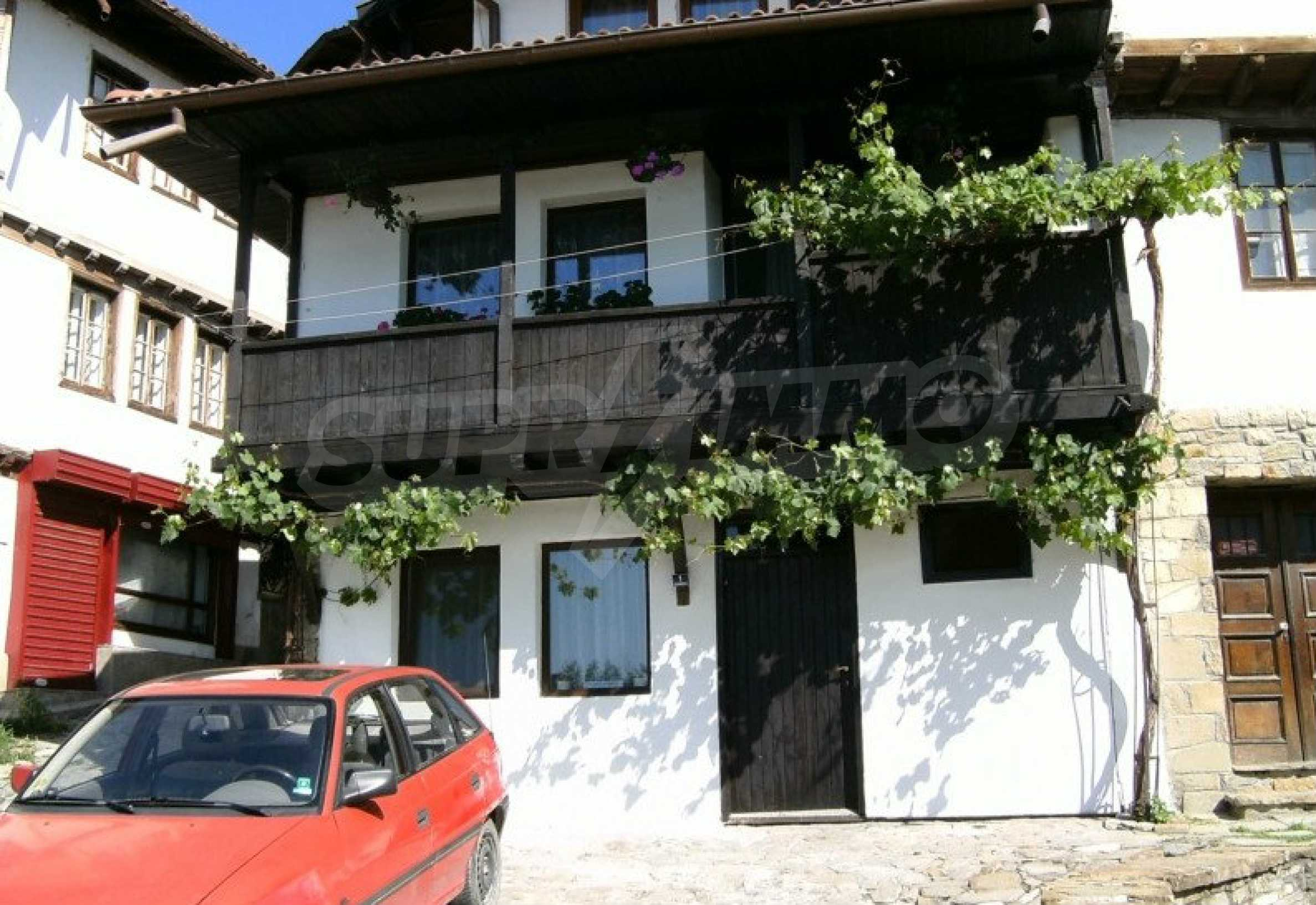 Unique three-storey house located in the old part of Veliko Tarnovo 2