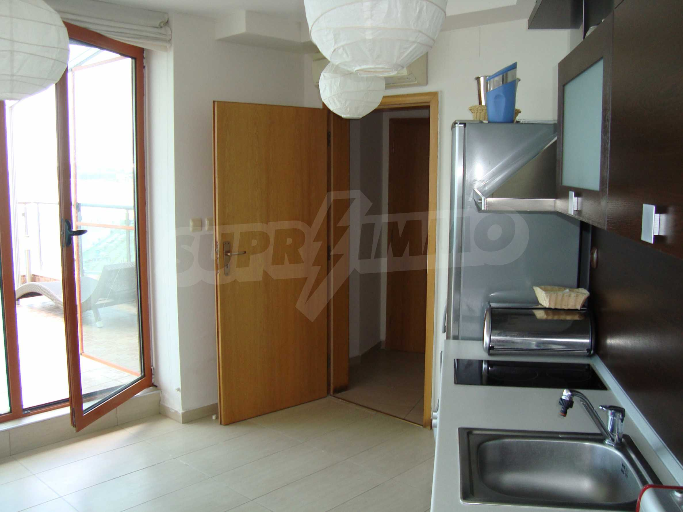 Panoramic apartment in Sunny Bay complex in Sunny Beach 9