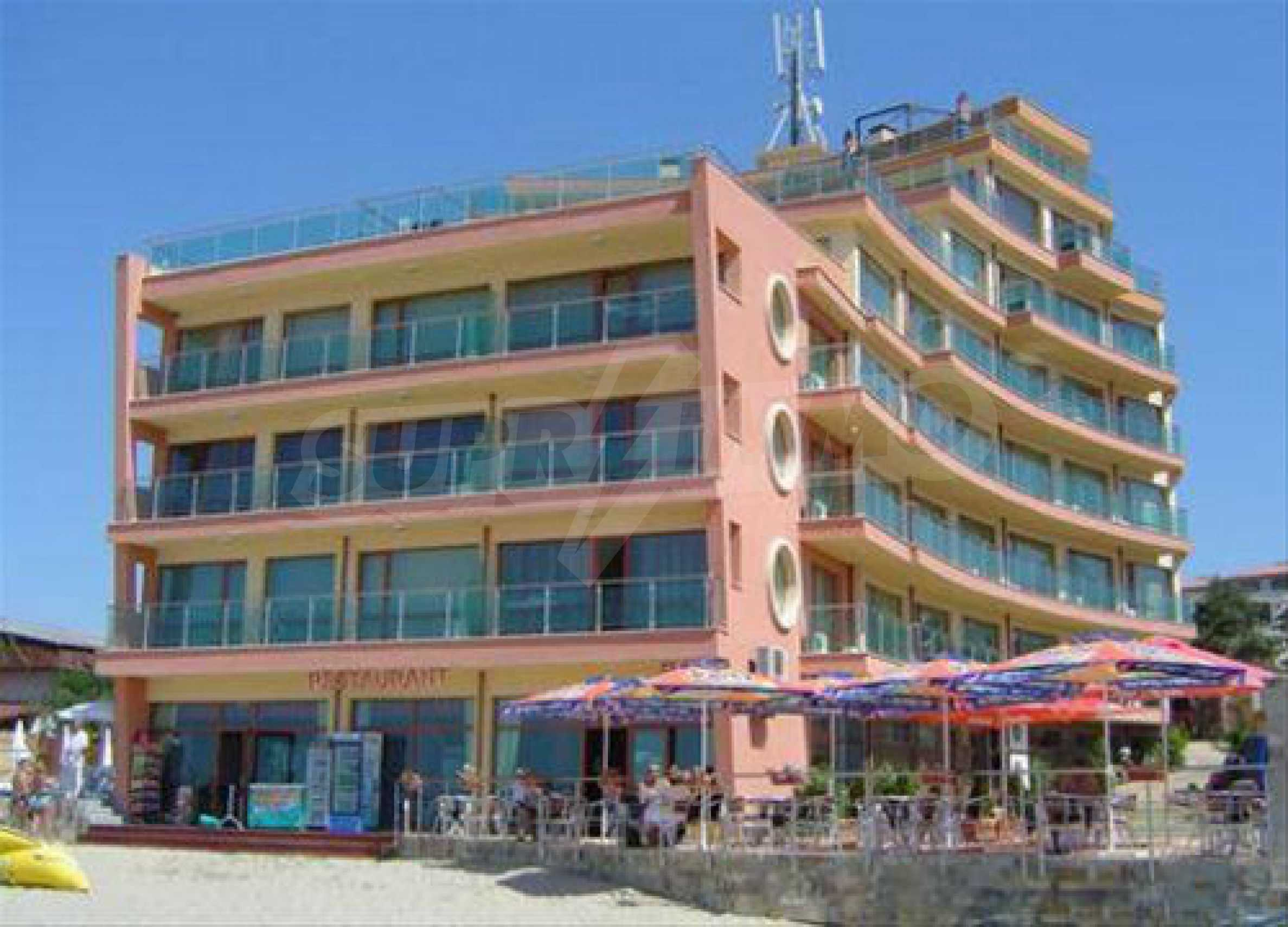 Panoramic apartment in Sunny Bay complex in Sunny Beach 27