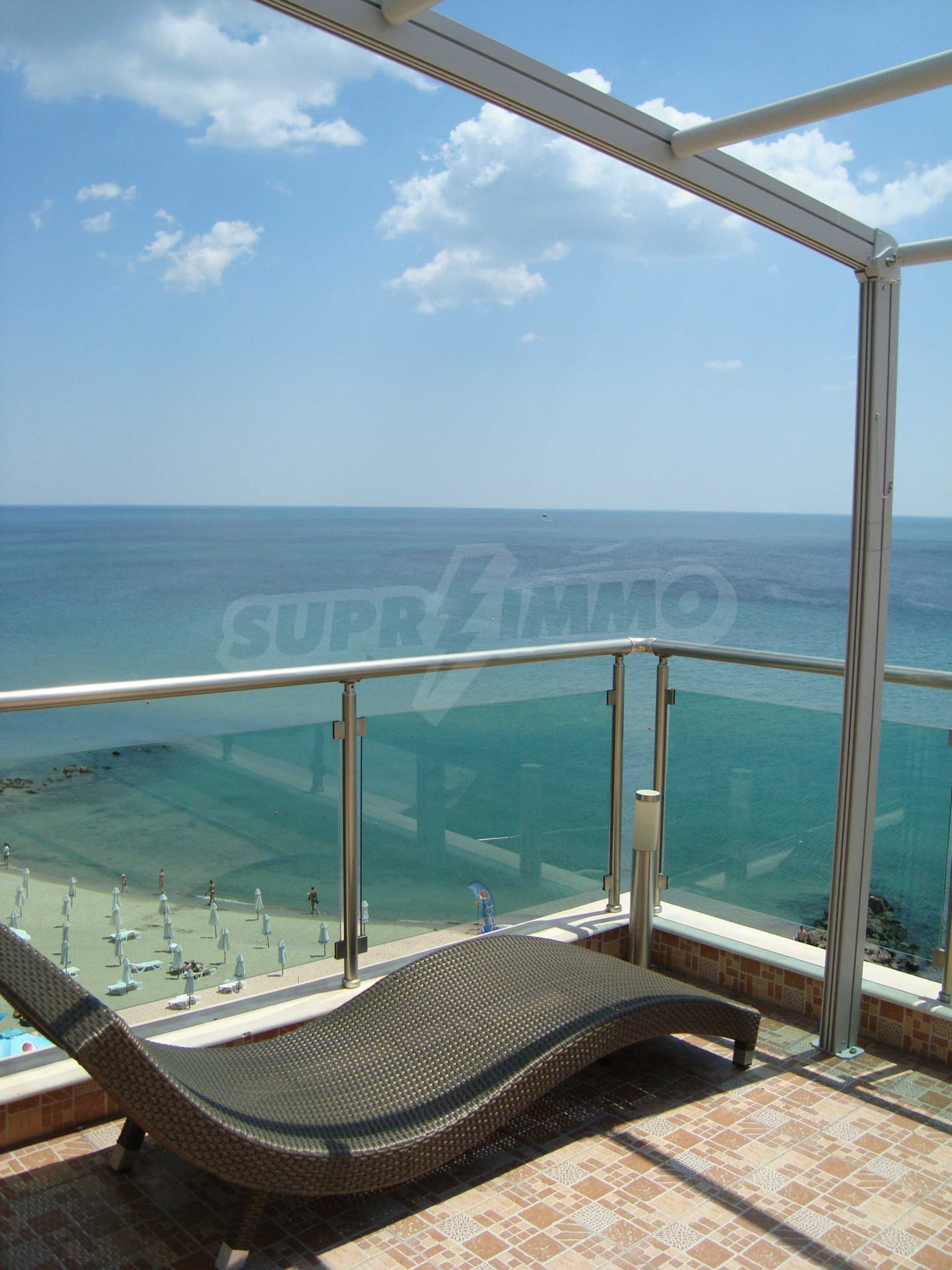 Panoramic apartment in Sunny Bay complex in Sunny Beach 2