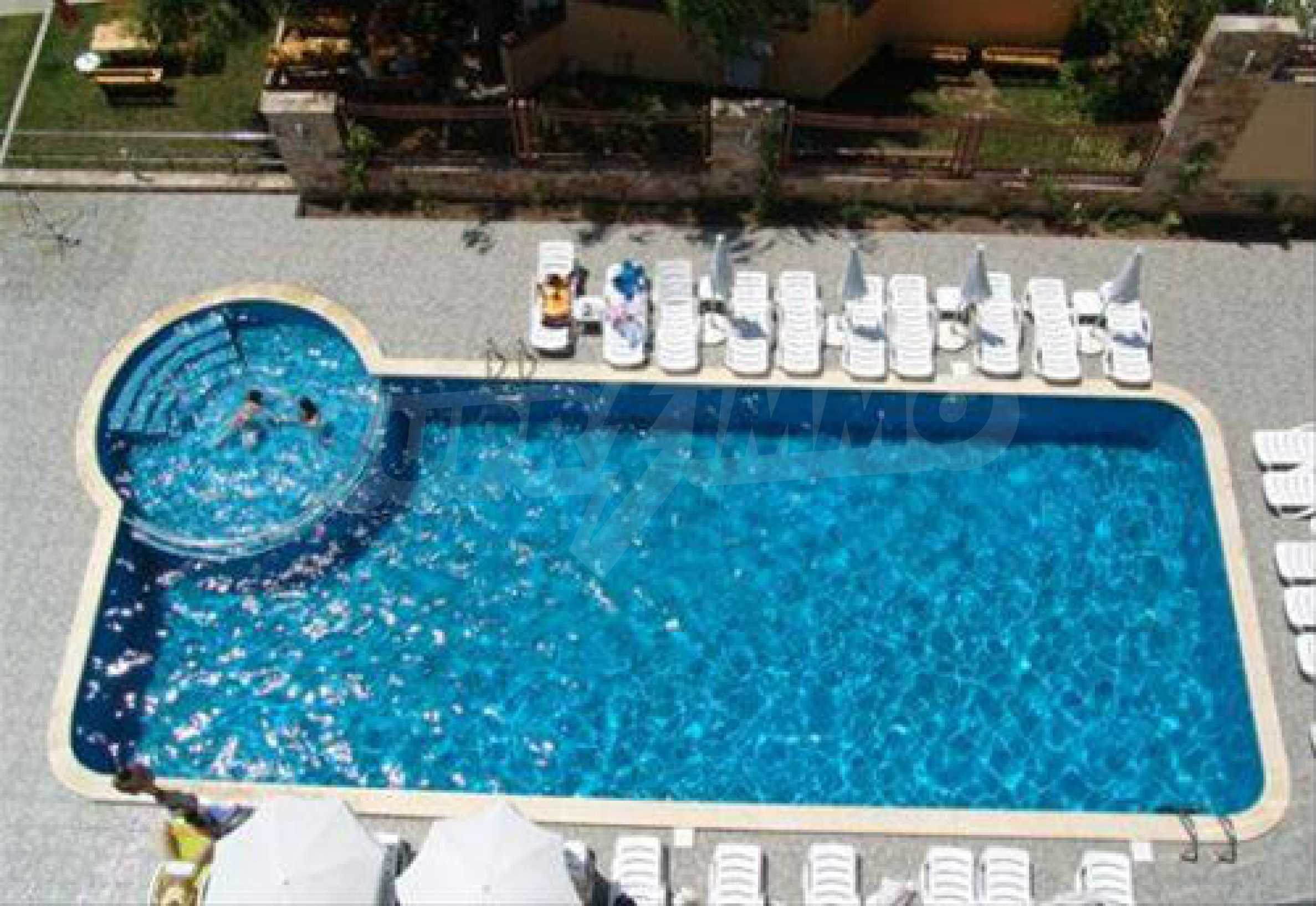 Panoramic apartment in Sunny Bay complex in Sunny Beach 30