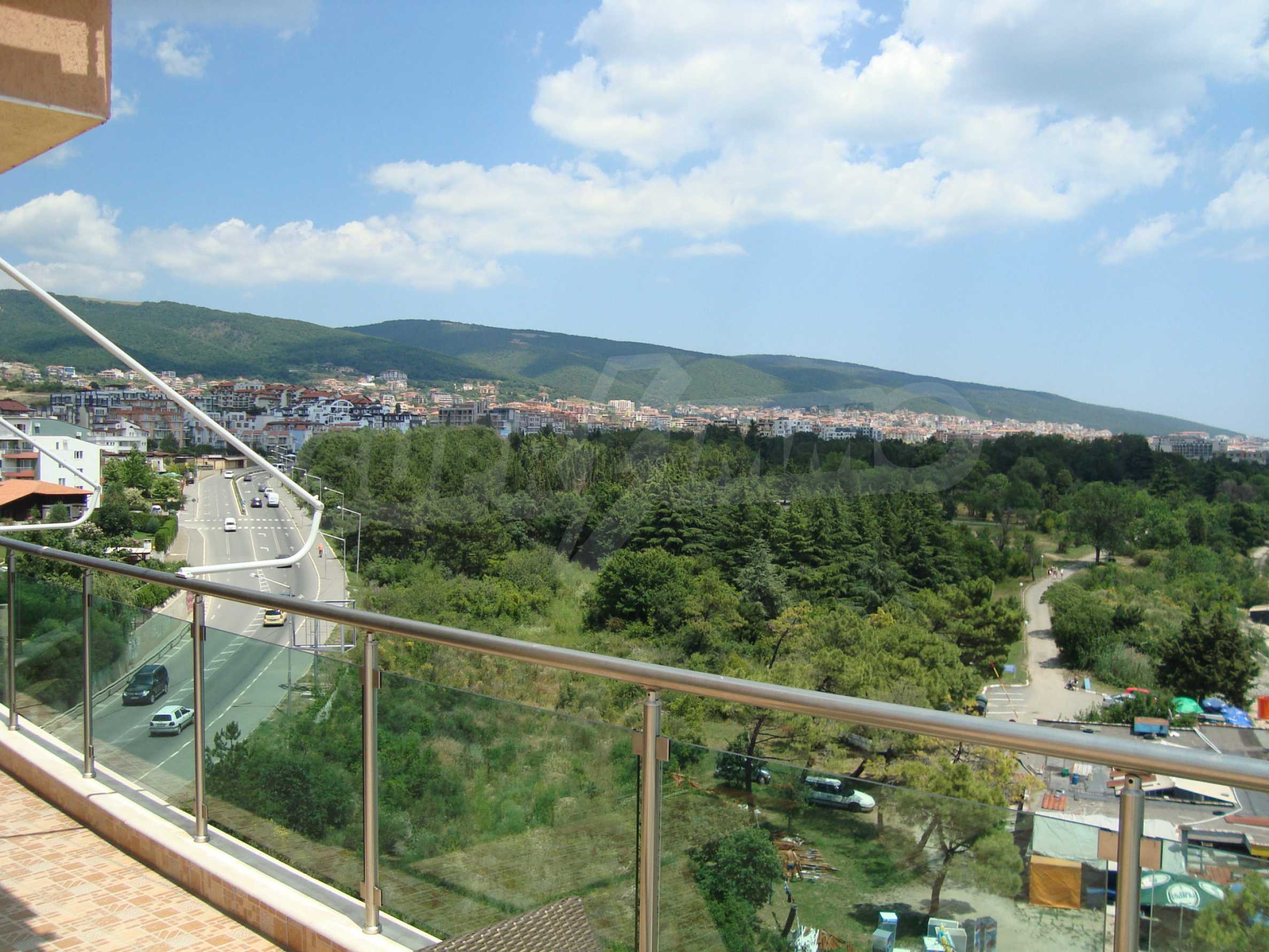 Panoramic apartment in Sunny Bay complex in Sunny Beach 3