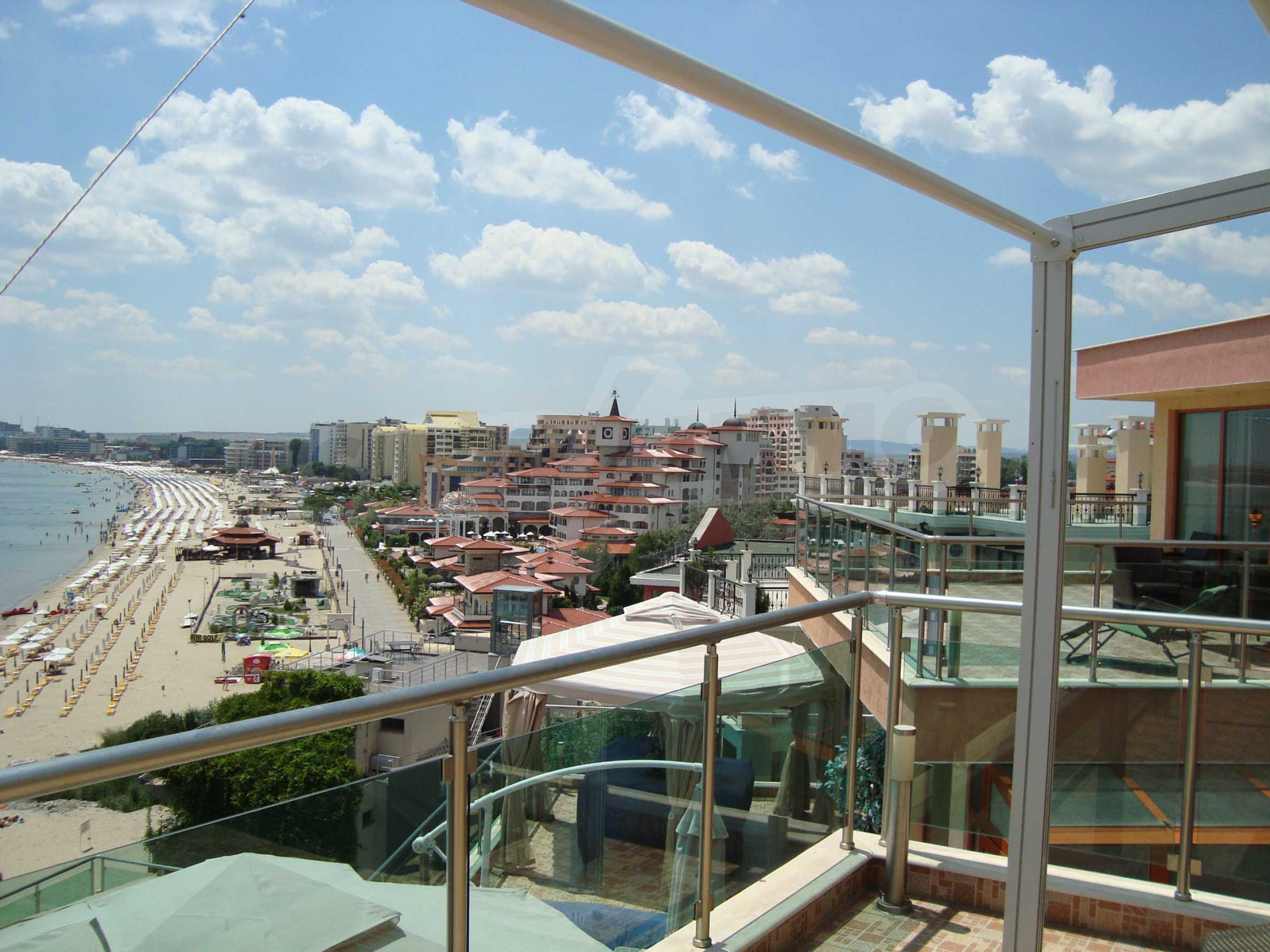 Panoramic apartment in Sunny Bay complex in Sunny Beach 4