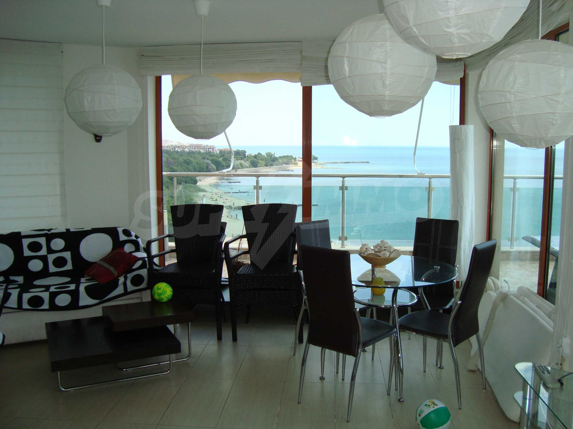 Panoramic apartment in Sunny Bay complex in Sunny Beach 6