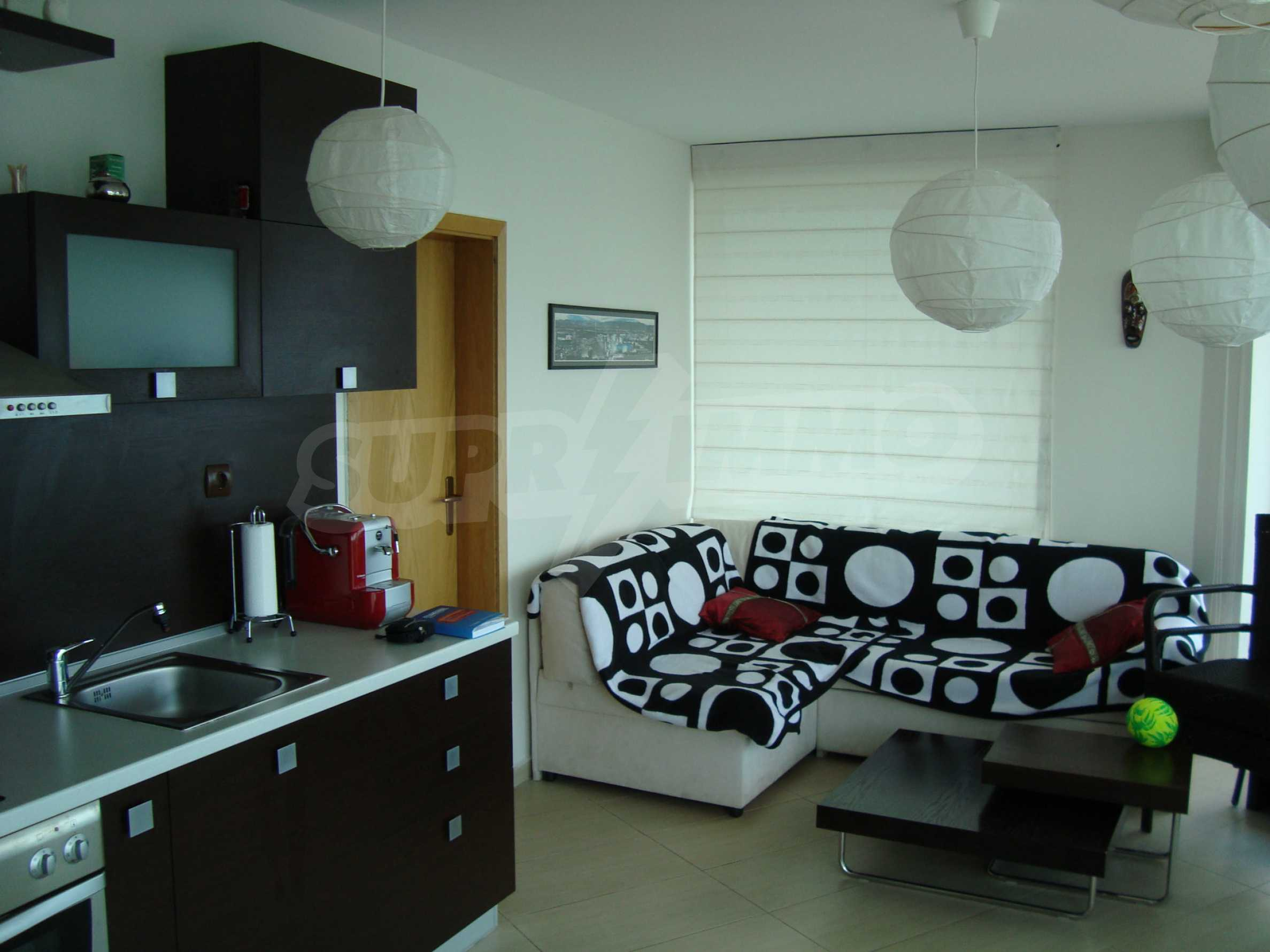 Panoramic apartment in Sunny Bay complex in Sunny Beach 7