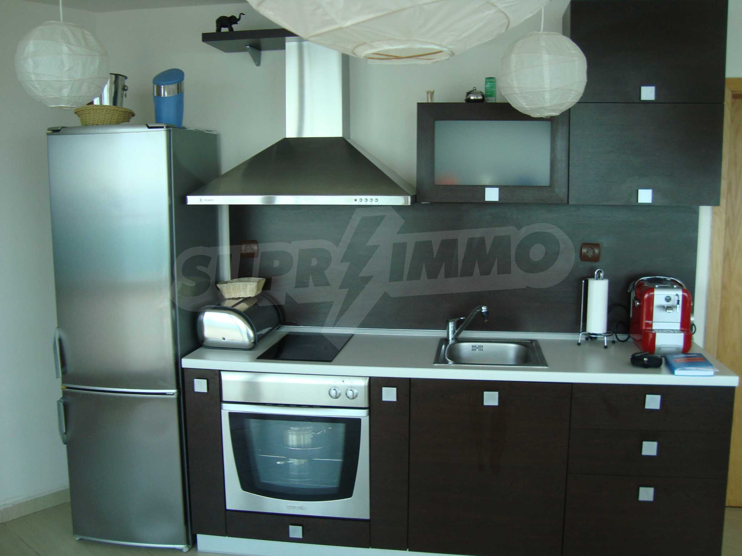 Panoramic apartment in Sunny Bay complex in Sunny Beach 8