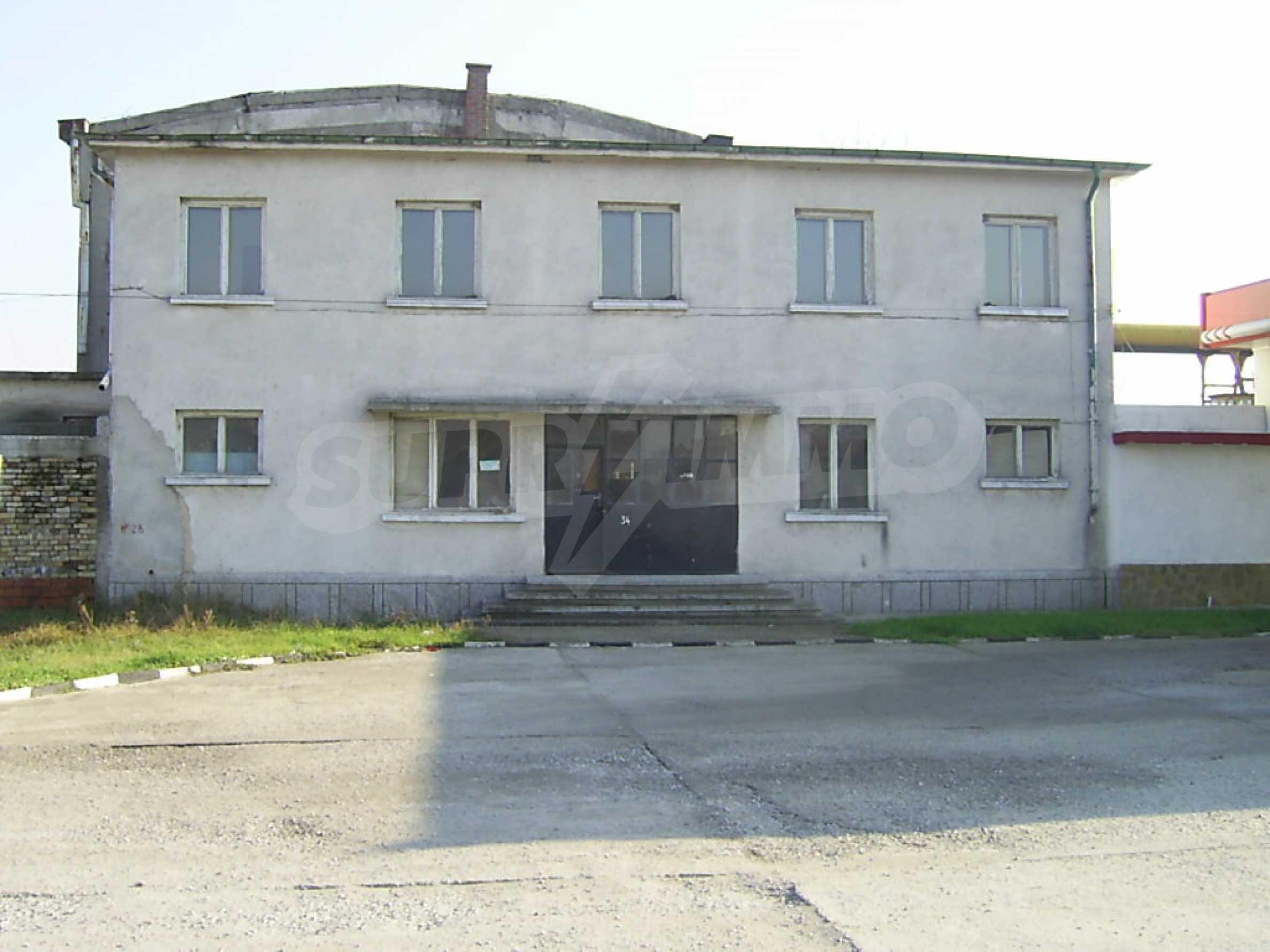 Industrial property in Simeonovgrad near TPP  Maritsa East 1