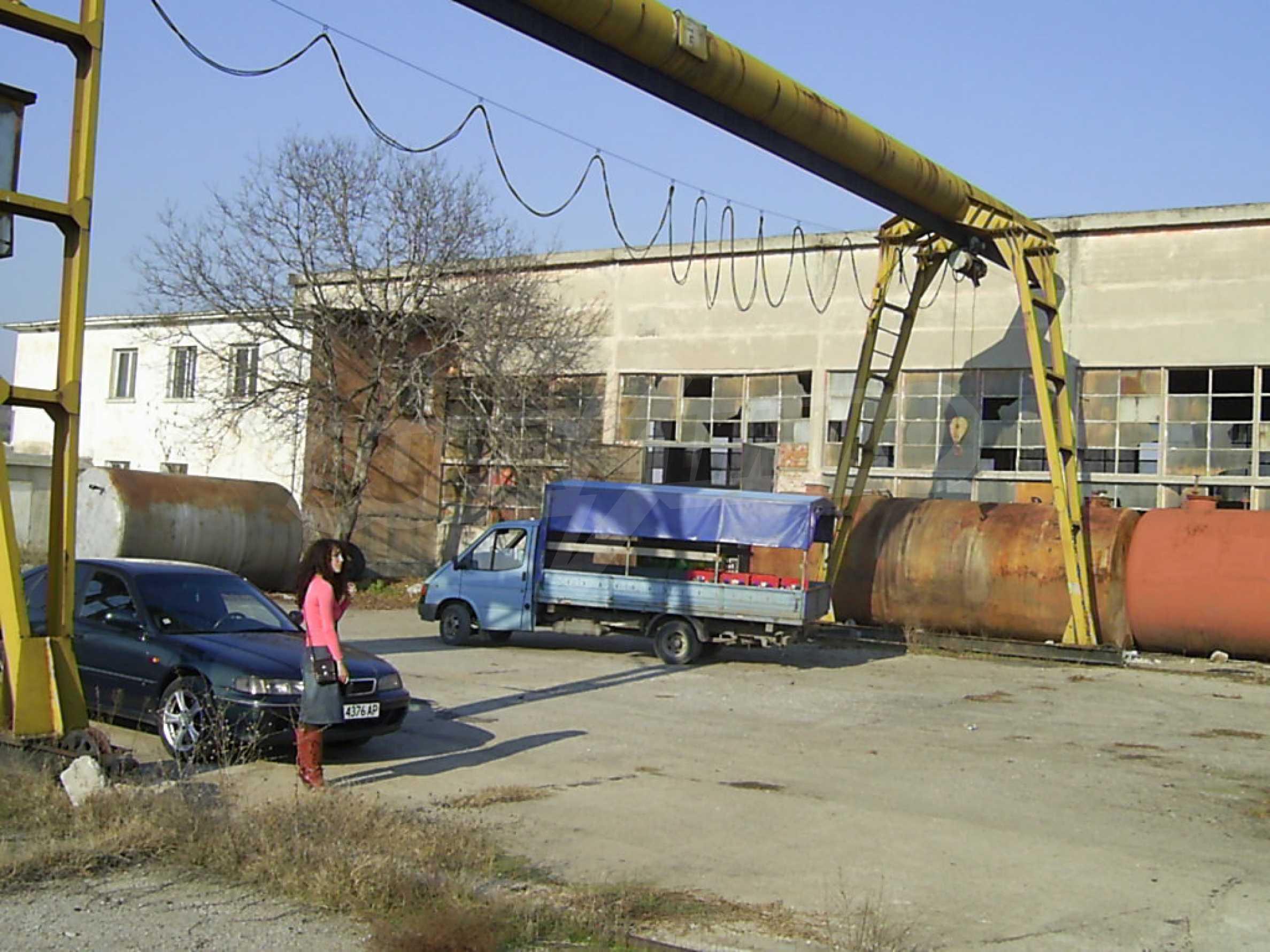 Industrial property in Simeonovgrad near TPP  Maritsa East 1 9
