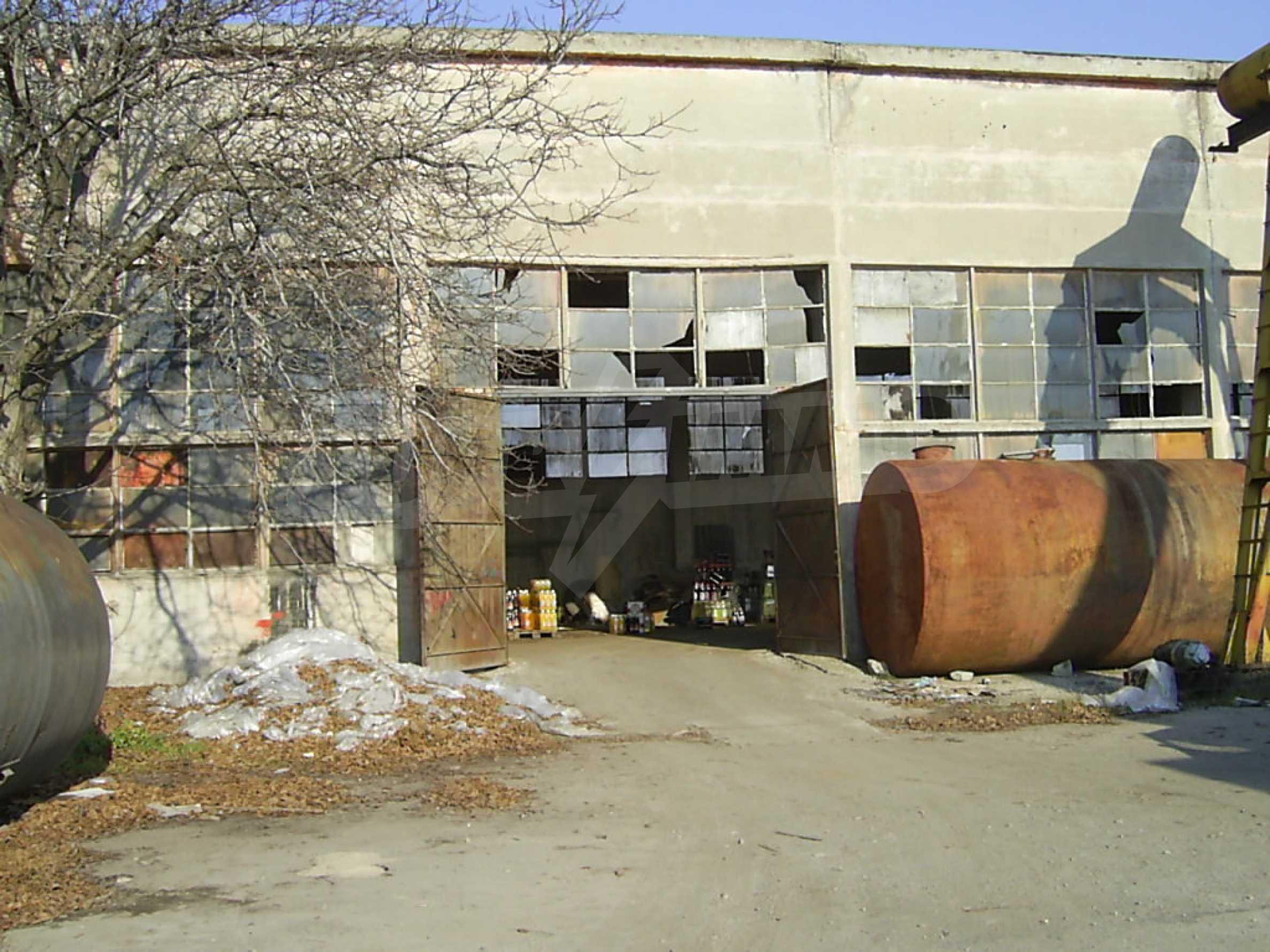 Industrial property in Simeonovgrad near TPP  Maritsa East 1 10
