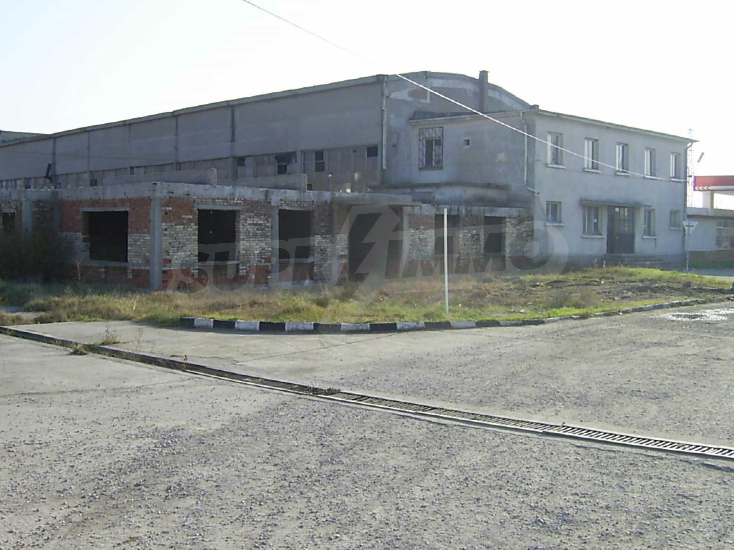 Industrial property in Simeonovgrad near TPP  Maritsa East 1 1