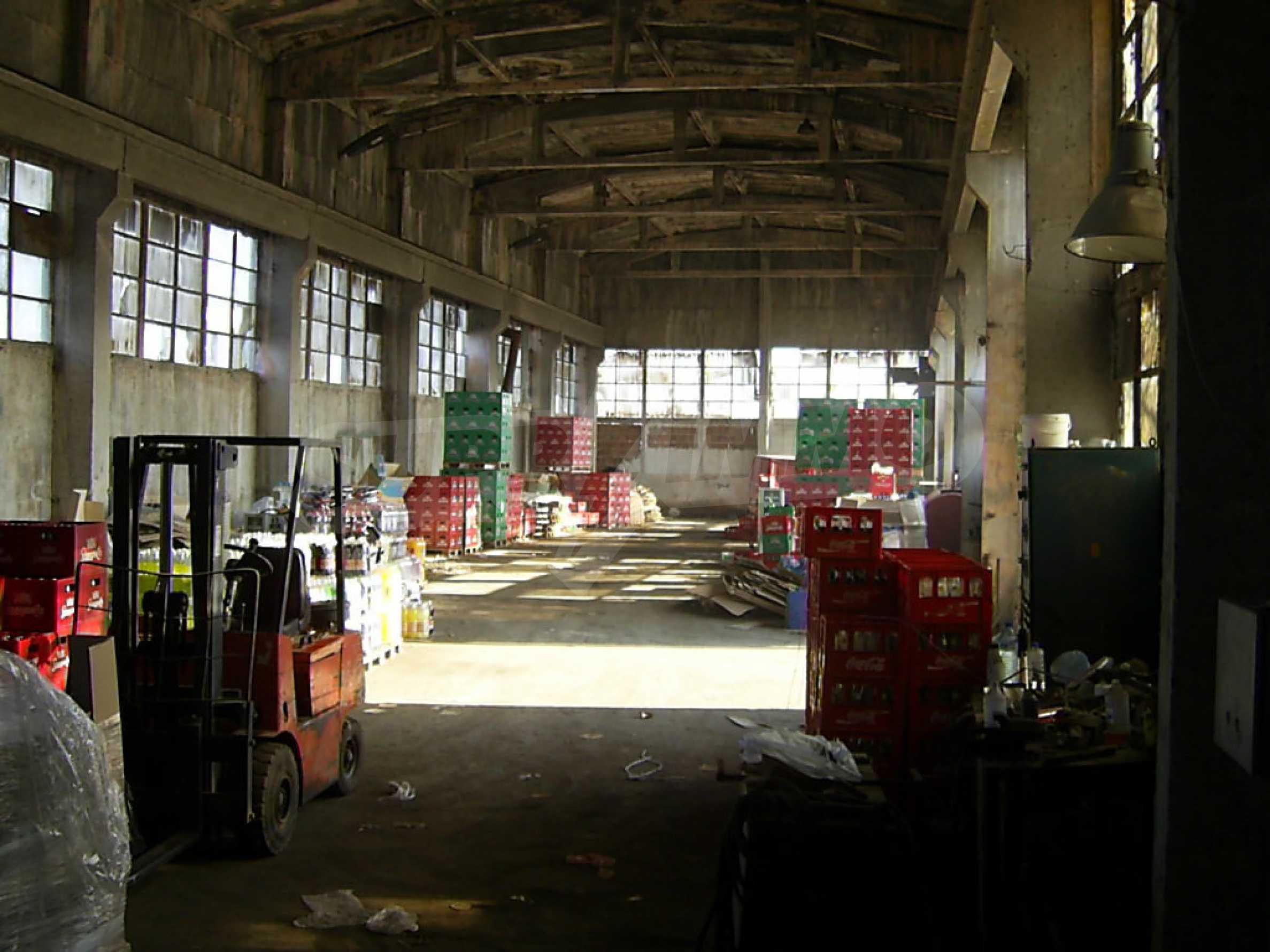 Industrial property in Simeonovgrad near TPP  Maritsa East 1 2