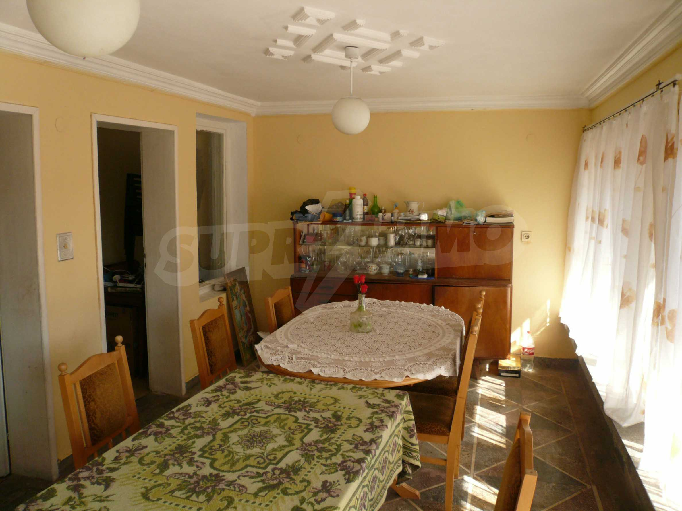 Rural houses with garden 12 km from Vidin 10