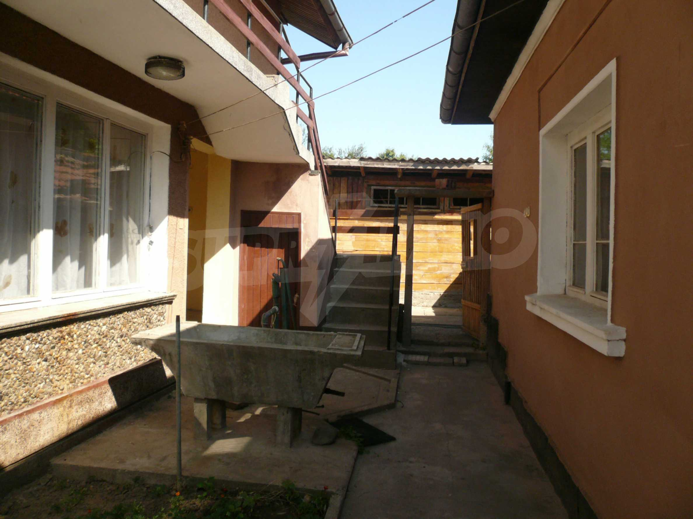 Rural houses with garden 12 km from Vidin 20