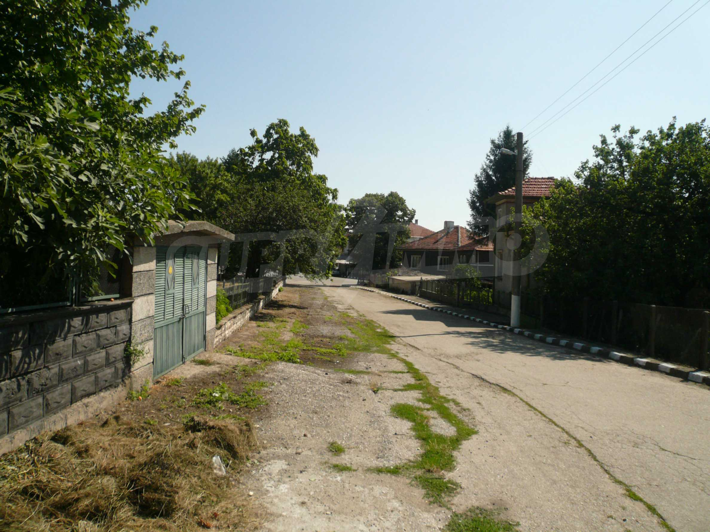 Rural houses with garden 12 km from Vidin 23