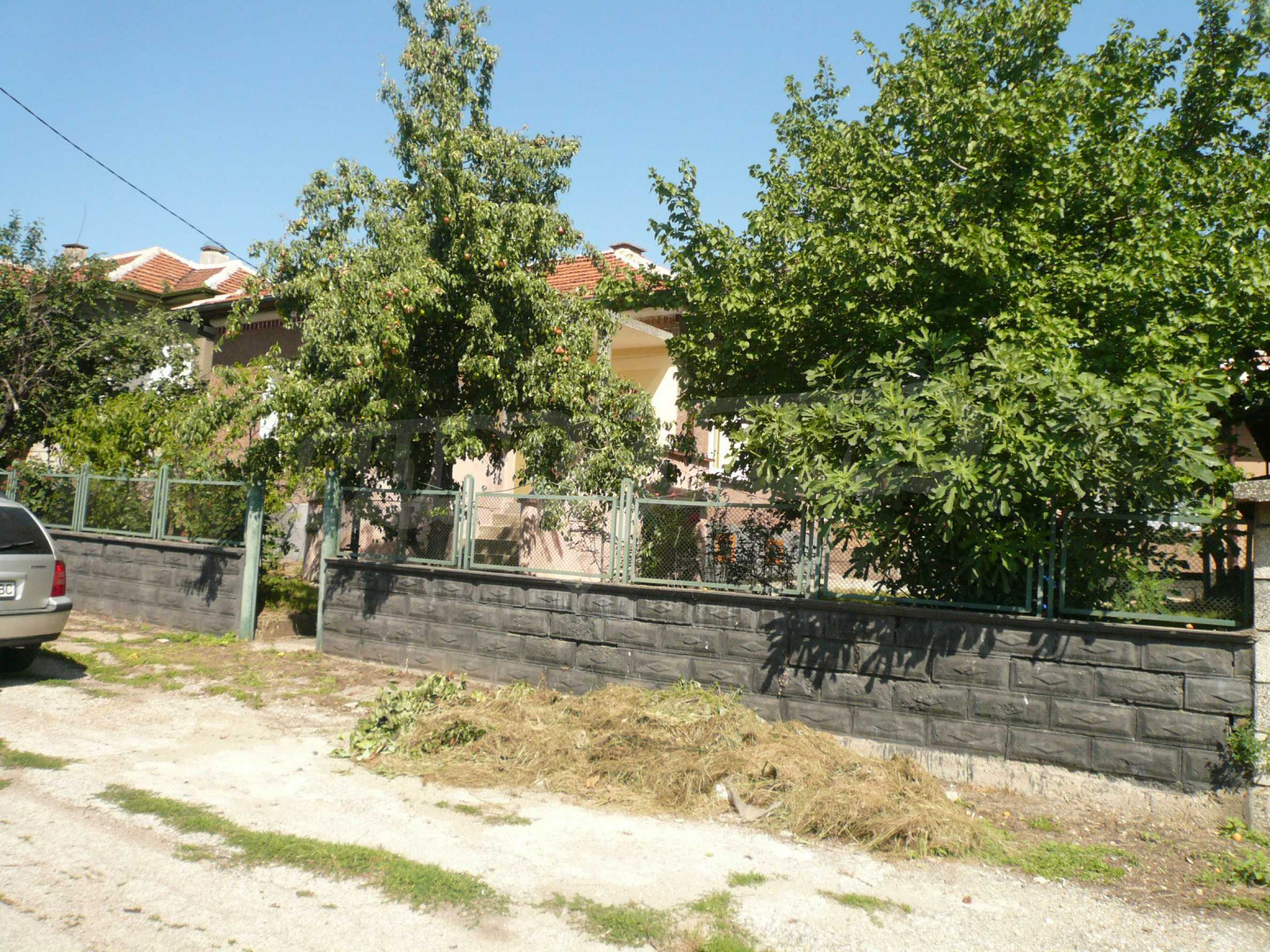 Rural houses with garden 12 km from Vidin 25