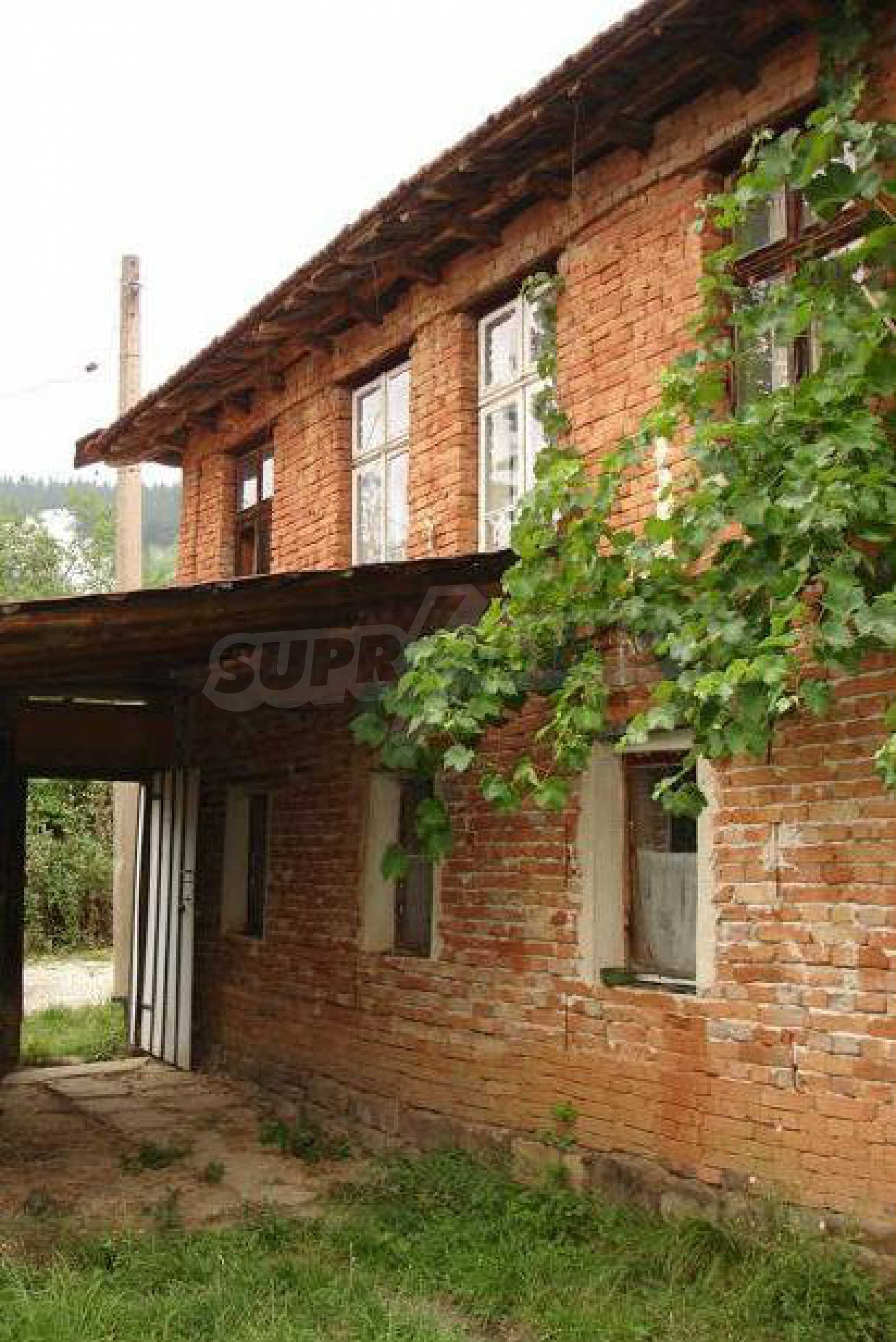 Two-storey house located 10km from Troyan 2