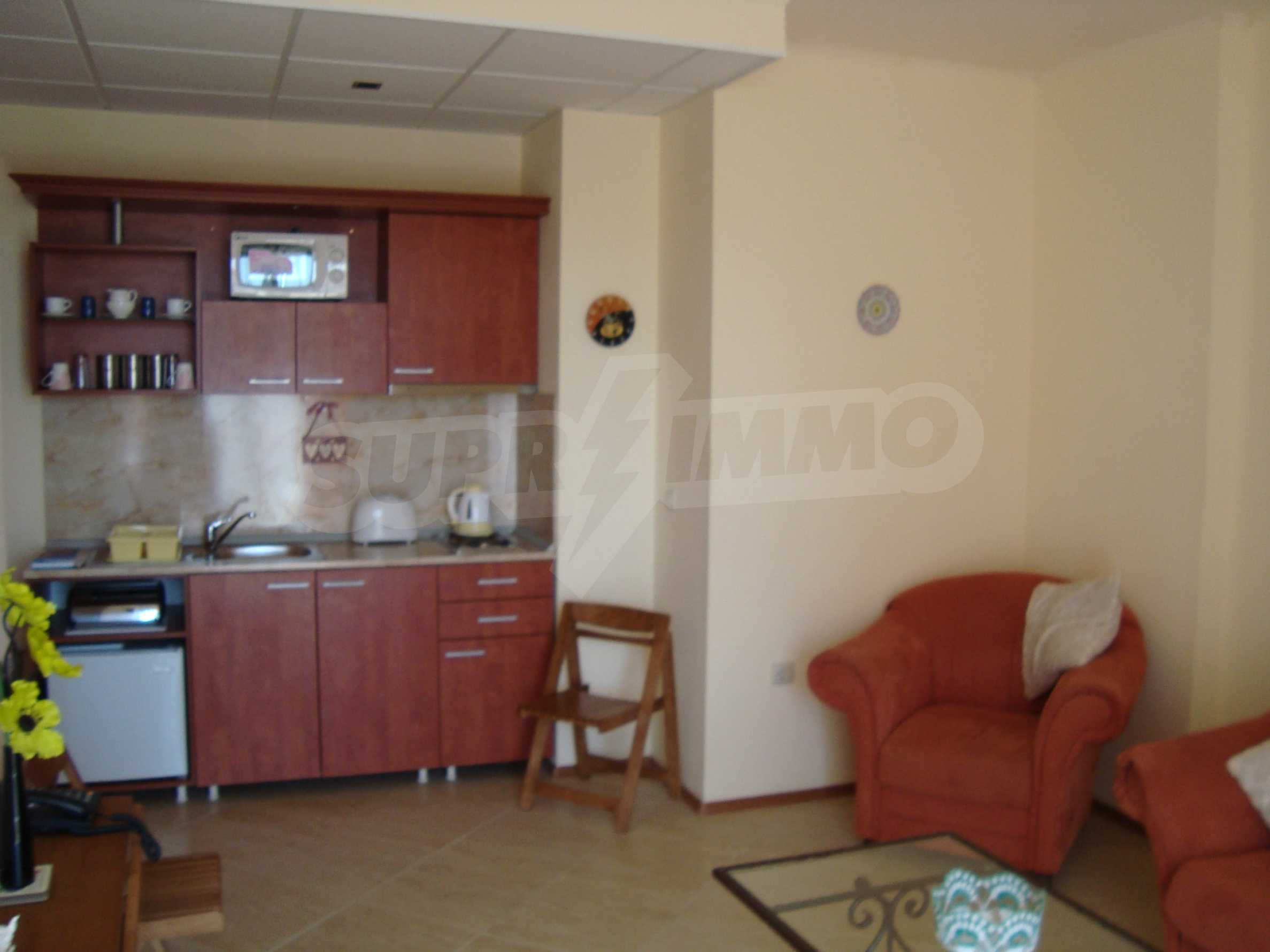 One-bedroom apartment in Palazzo 1 complex in Sunny beach 1