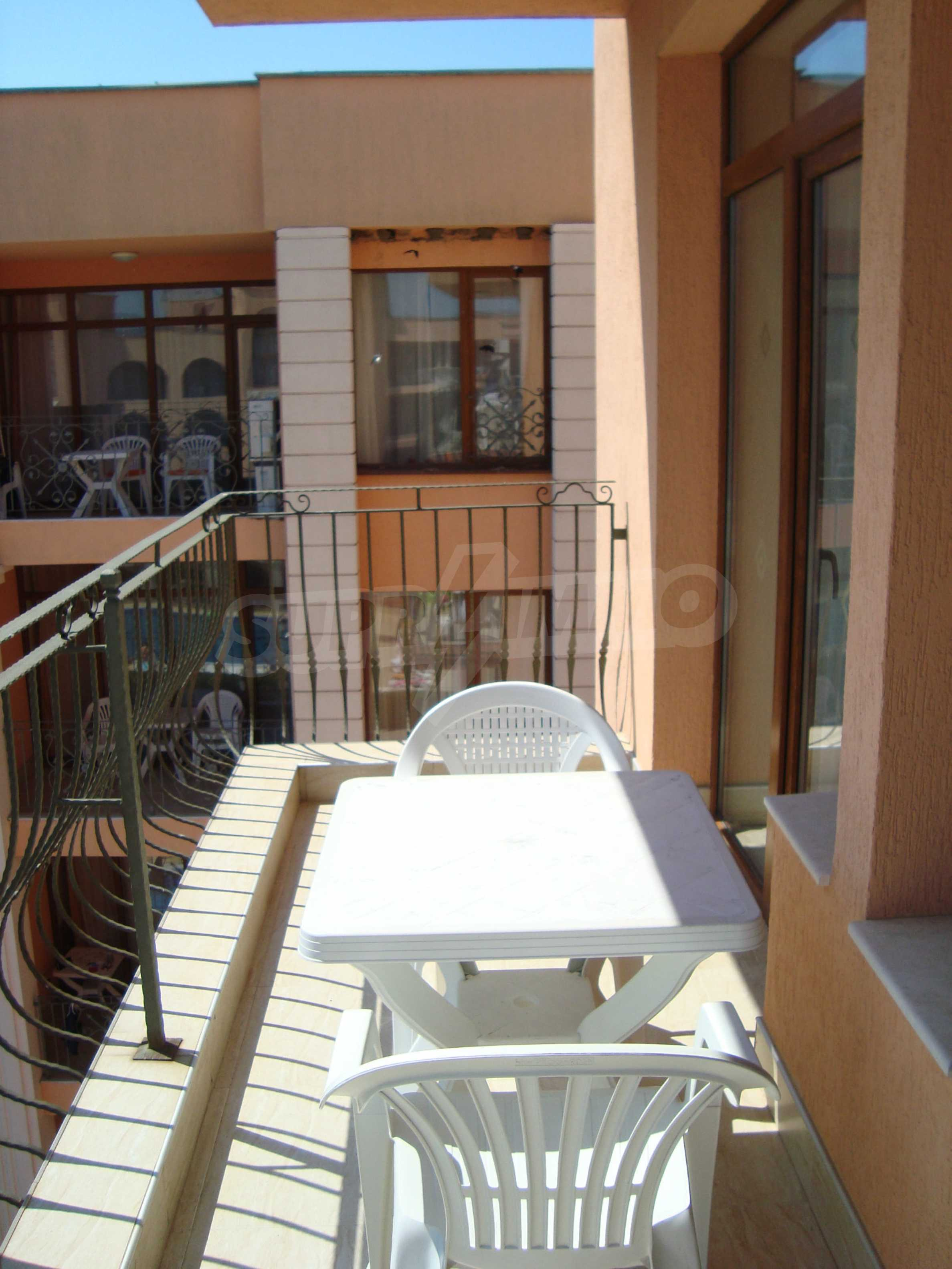 One-bedroom apartment in Palazzo 1 complex in Sunny beach 19
