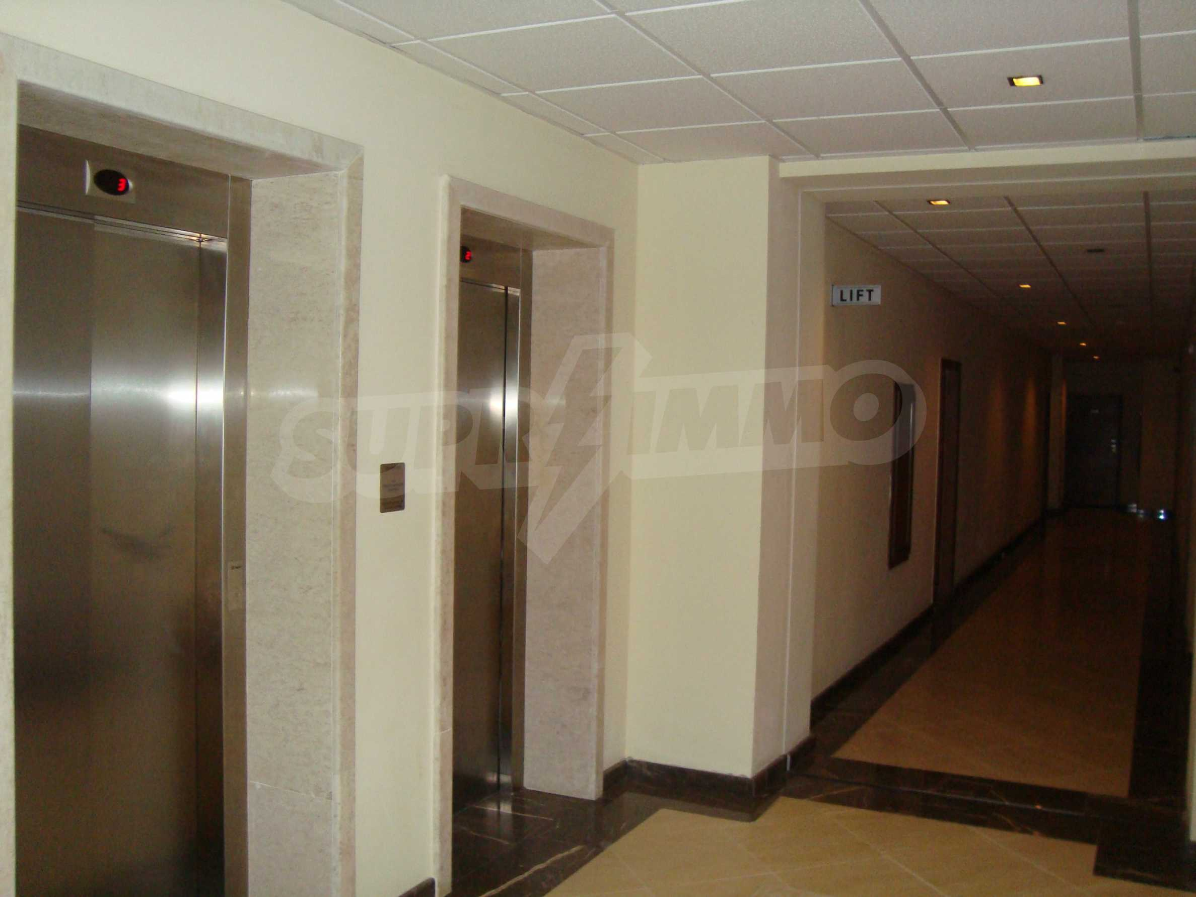 One-bedroom apartment in Palazzo 1 complex in Sunny beach 27