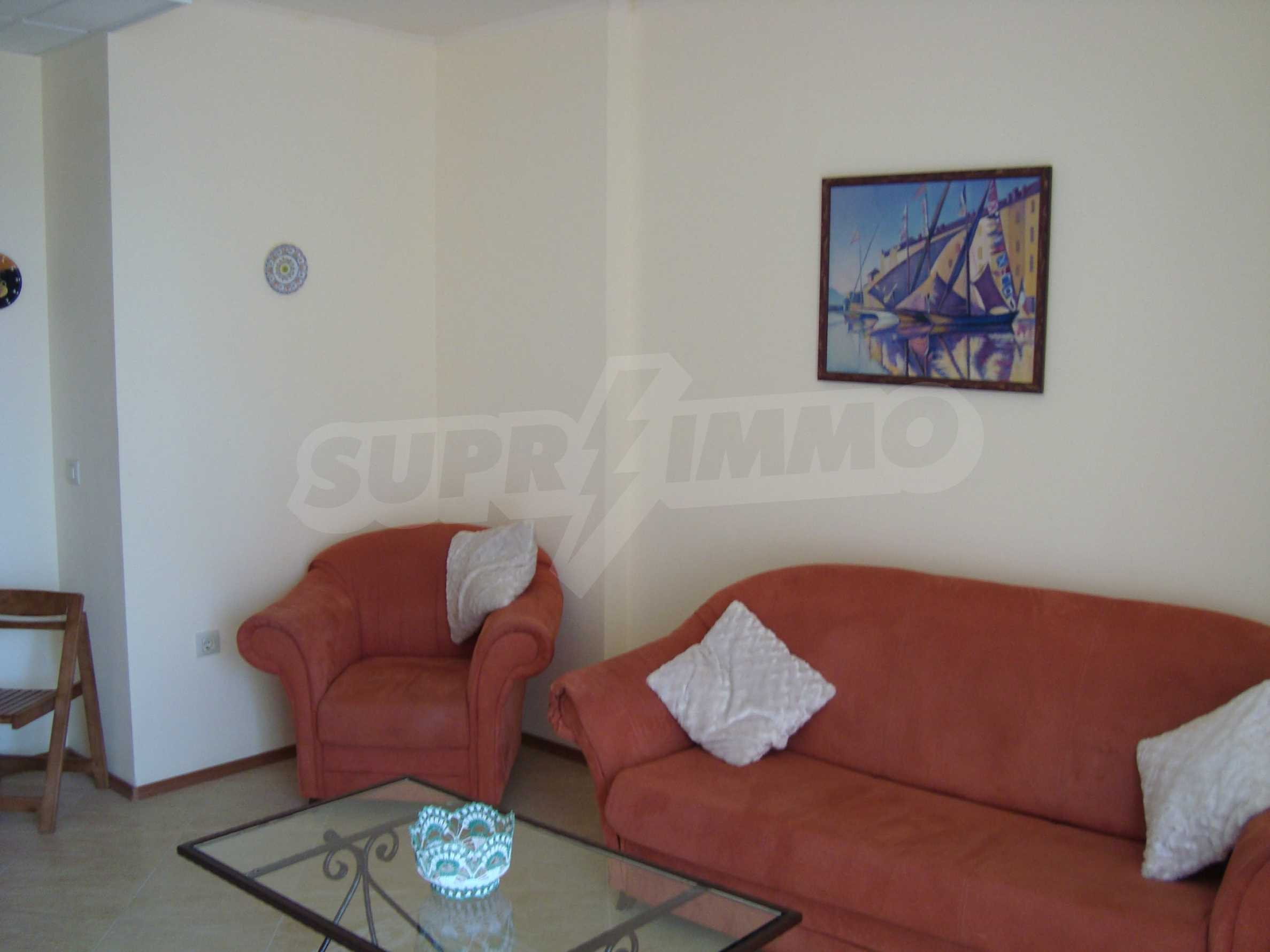 One-bedroom apartment in Palazzo 1 complex in Sunny beach 5