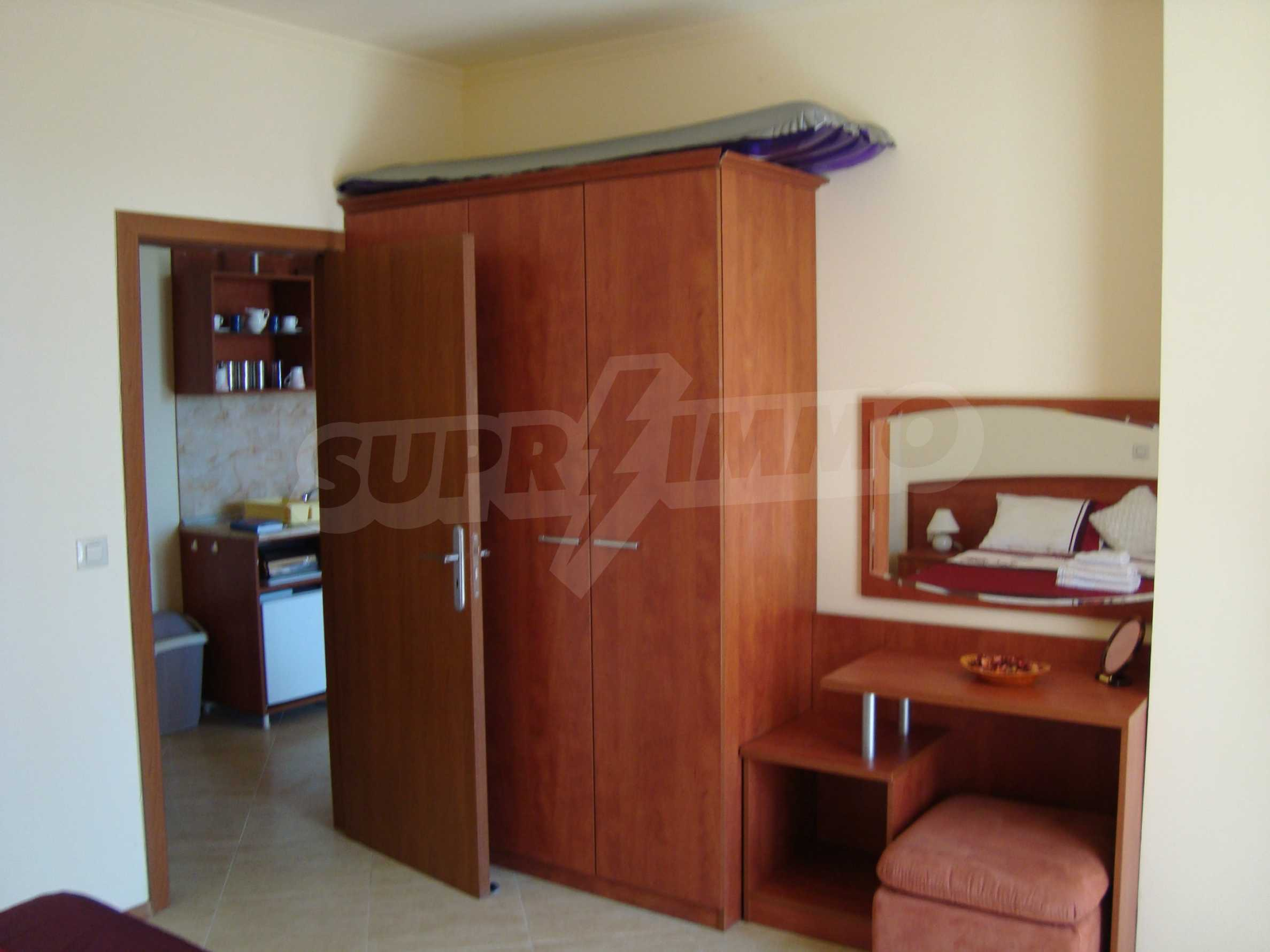 One-bedroom apartment in Palazzo 1 complex in Sunny beach 6