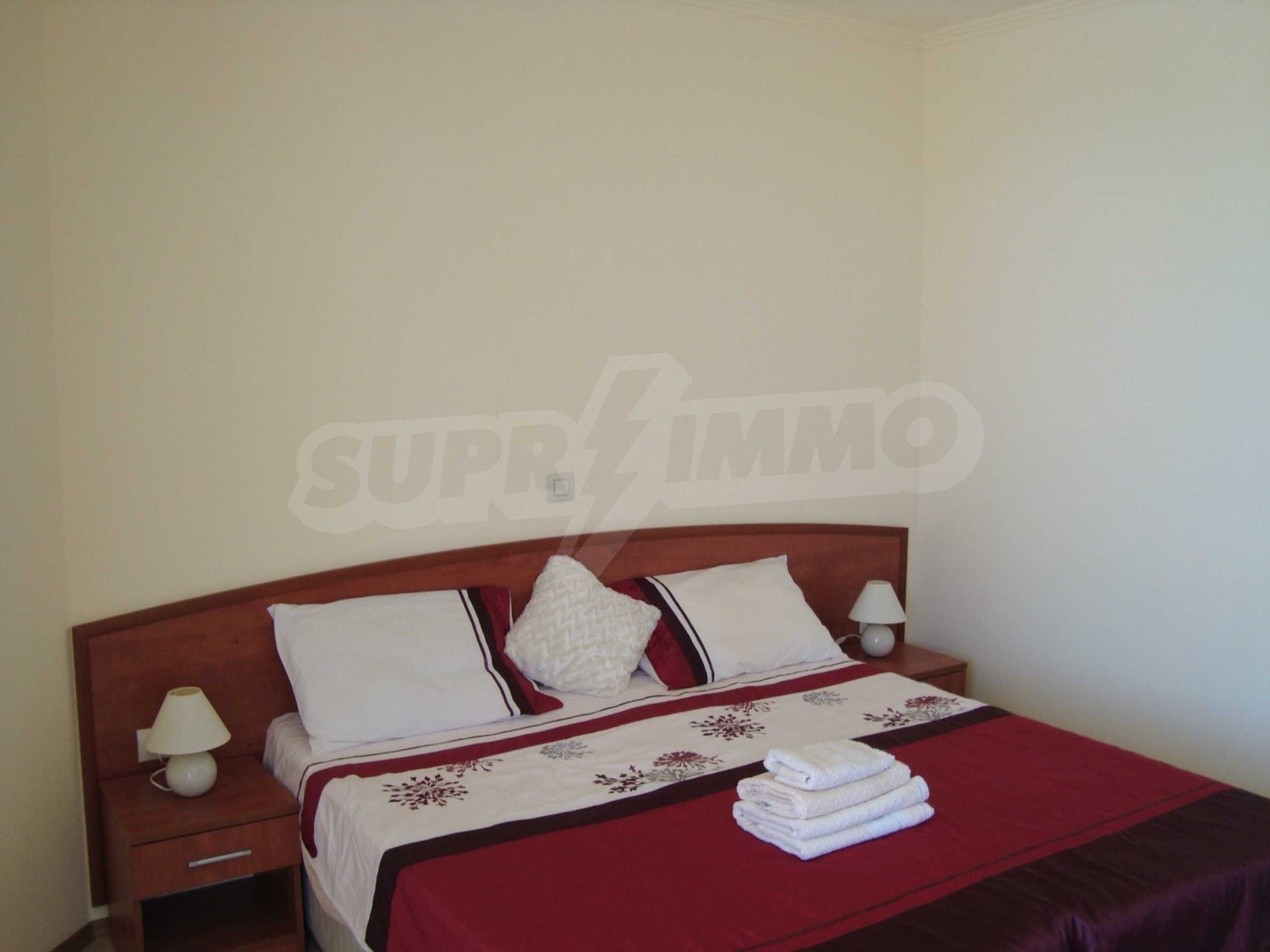 One-bedroom apartment in Palazzo 1 complex in Sunny beach 7