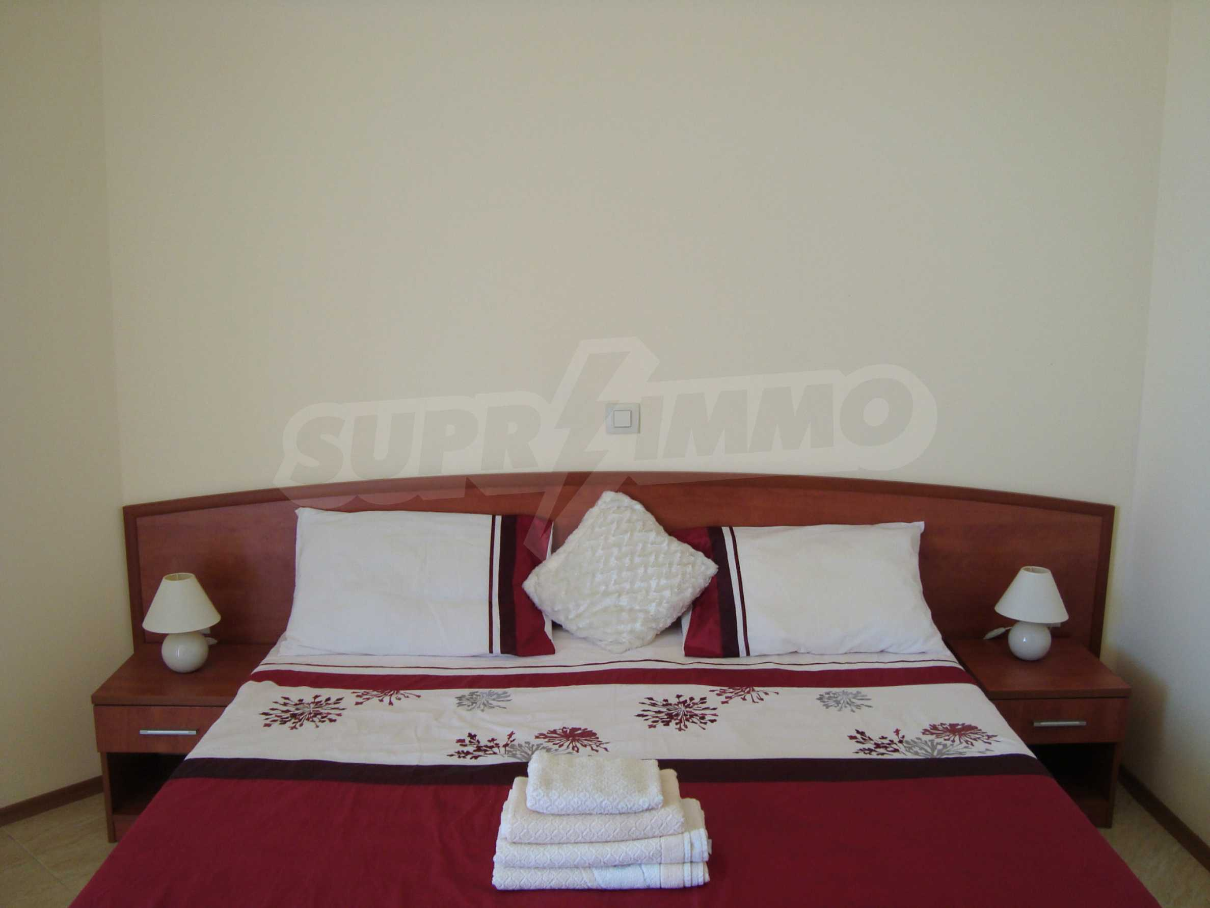 One-bedroom apartment in Palazzo 1 complex in Sunny beach 8
