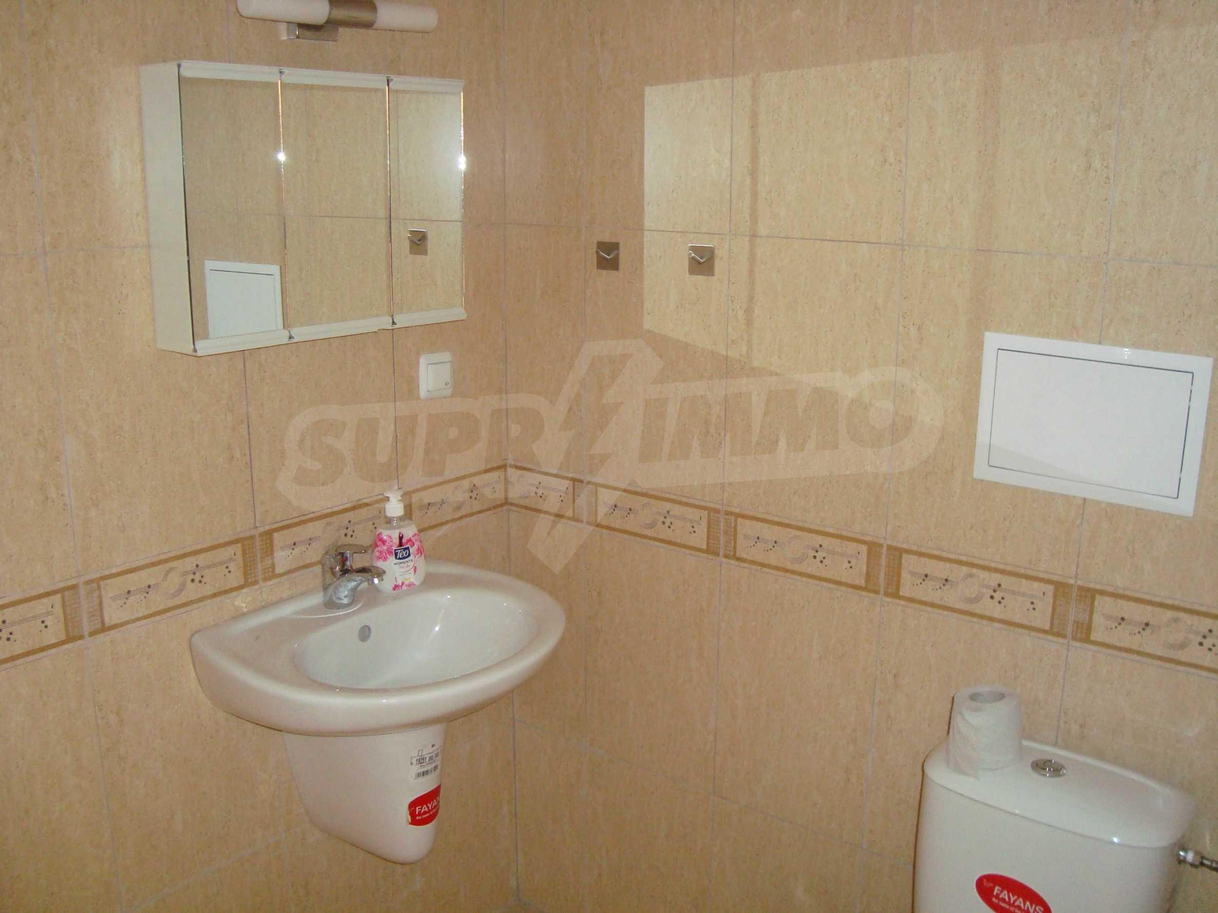 1-bedroom apartment in Kamelia Gardens complex in Sunny beach 11