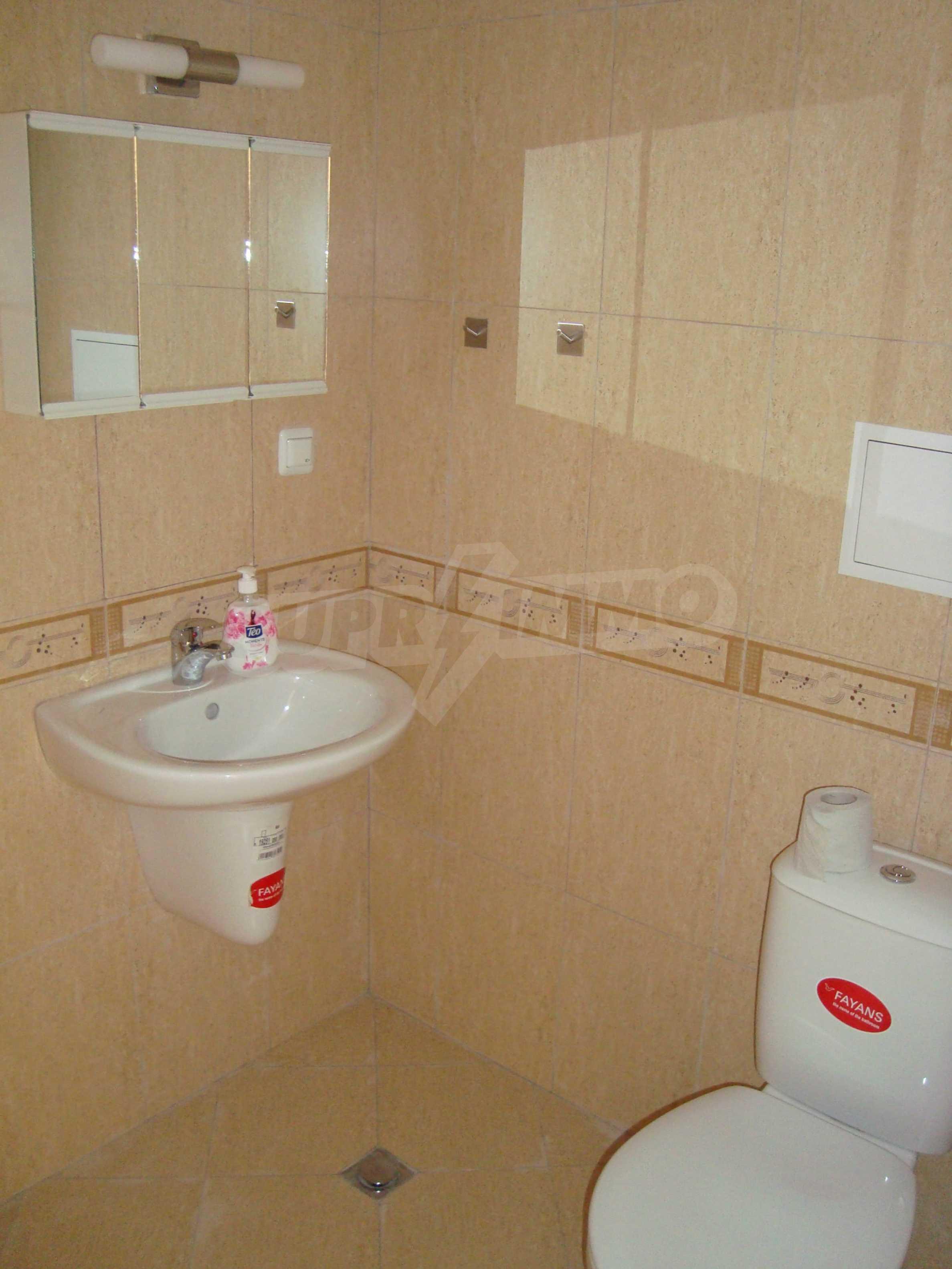 1-bedroom apartment in Kamelia Gardens complex in Sunny beach 12