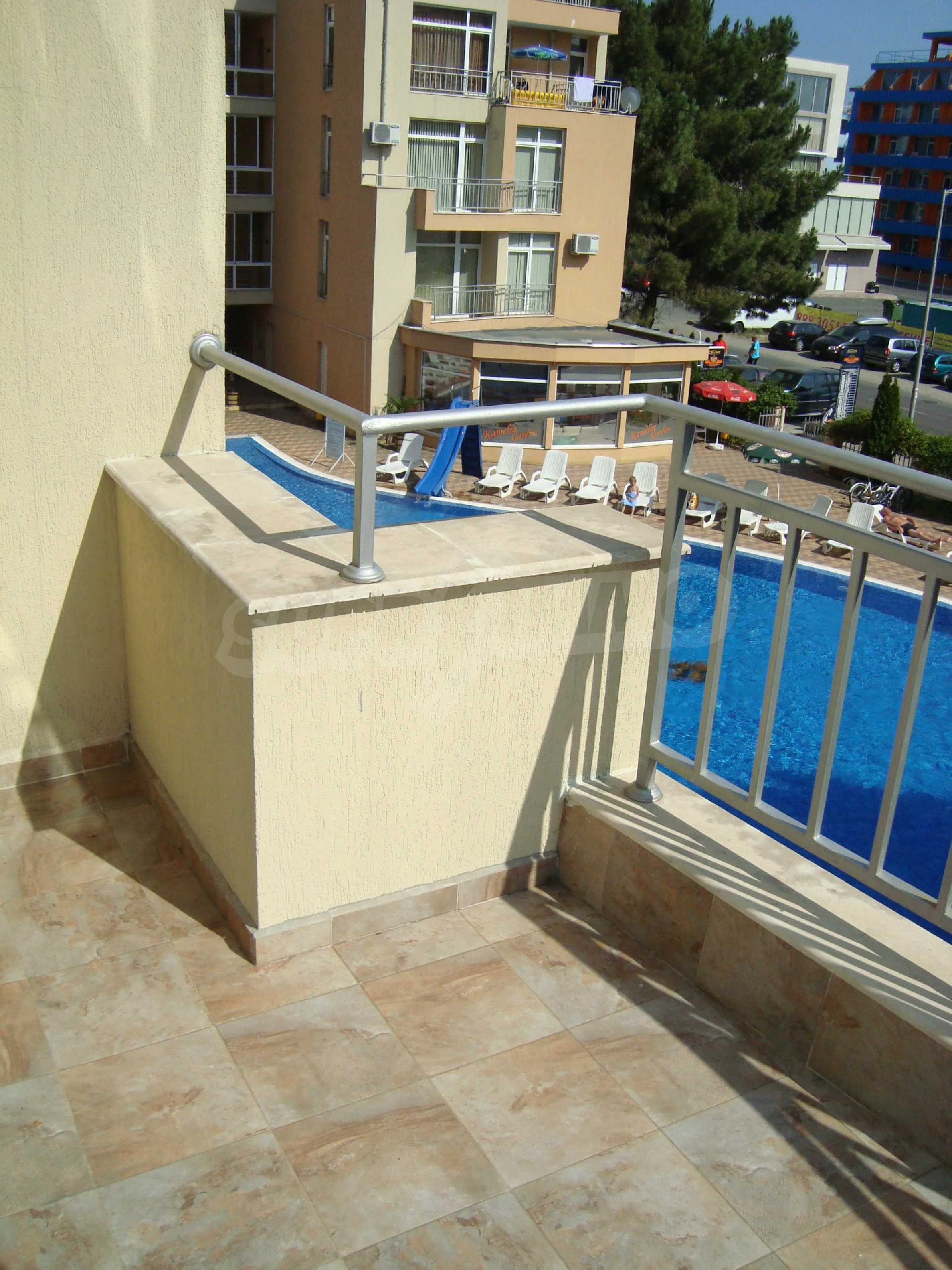 1-bedroom apartment in Kamelia Gardens complex in Sunny beach 18