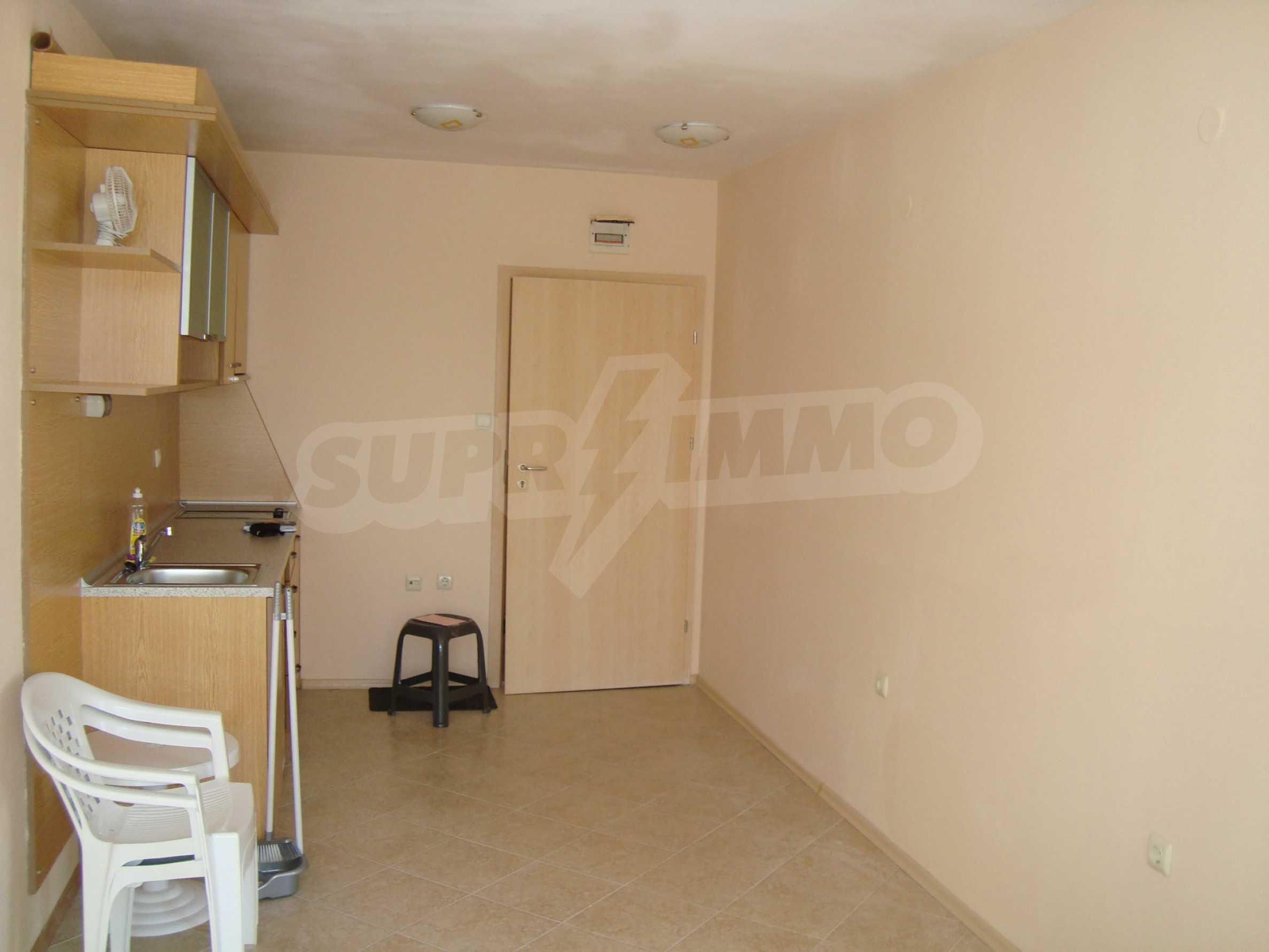 1-bedroom apartment in Kamelia Gardens complex in Sunny beach 1