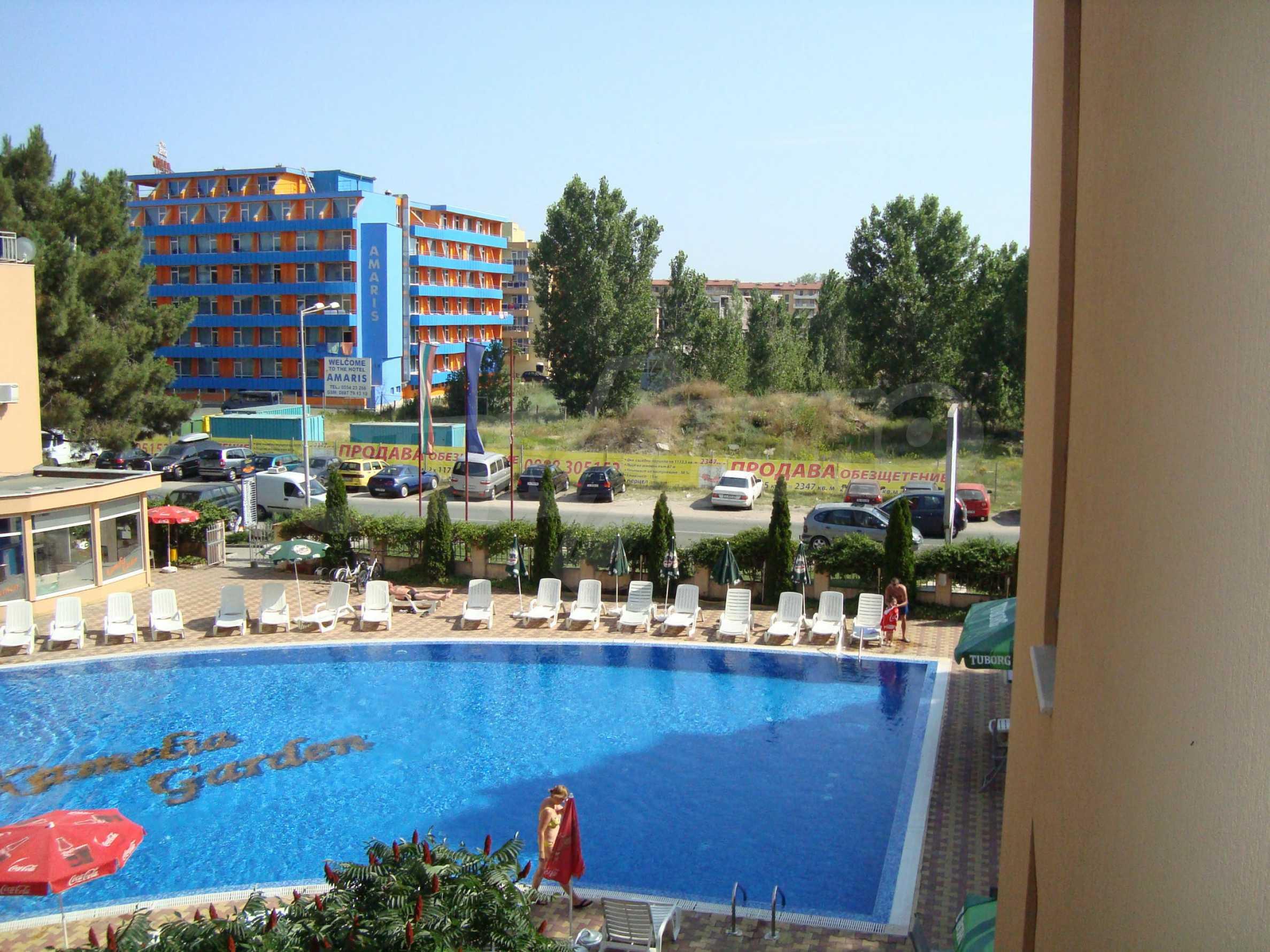 1-bedroom apartment in Kamelia Gardens complex in Sunny beach 19
