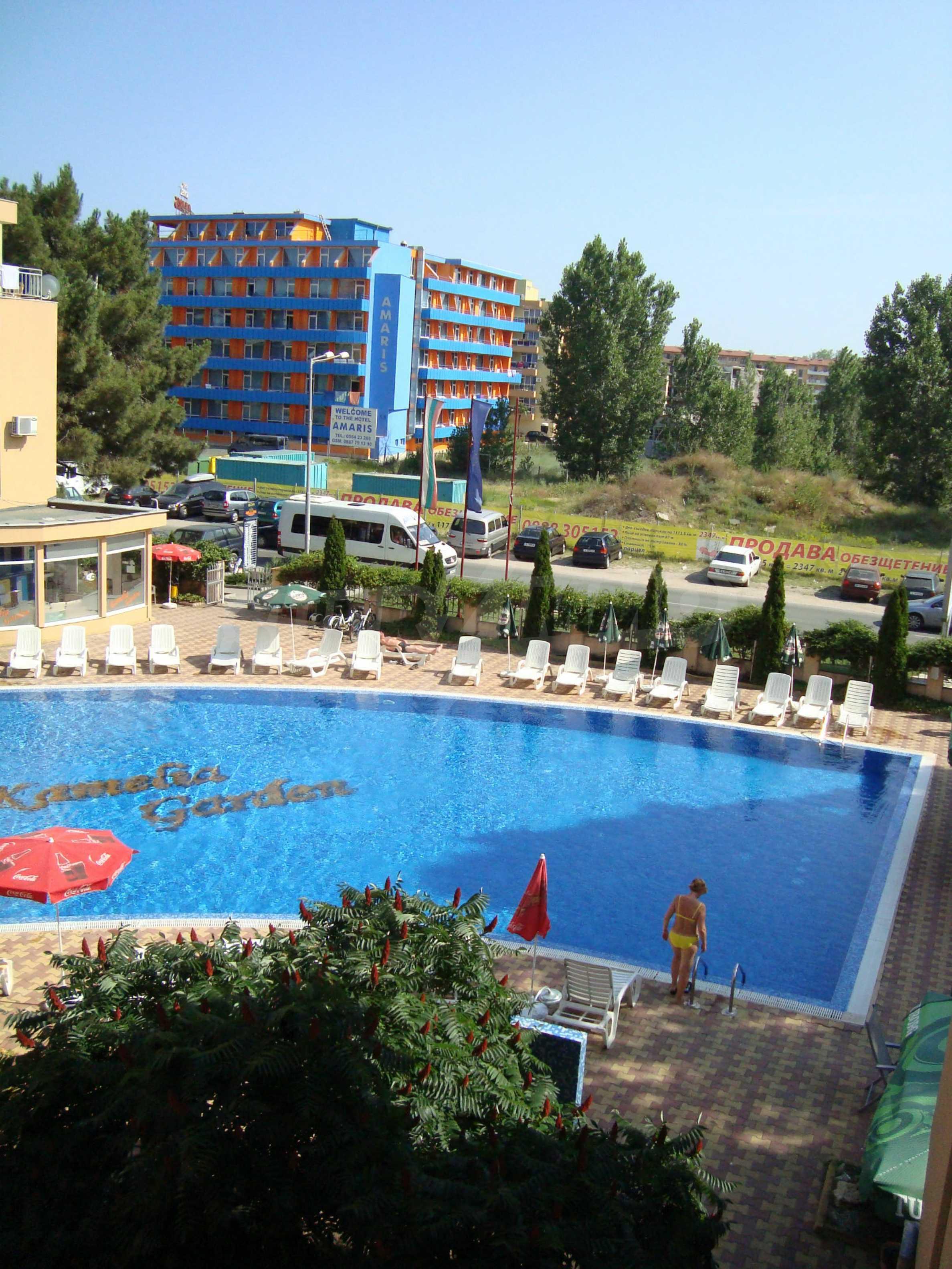 1-bedroom apartment in Kamelia Gardens complex in Sunny beach 20