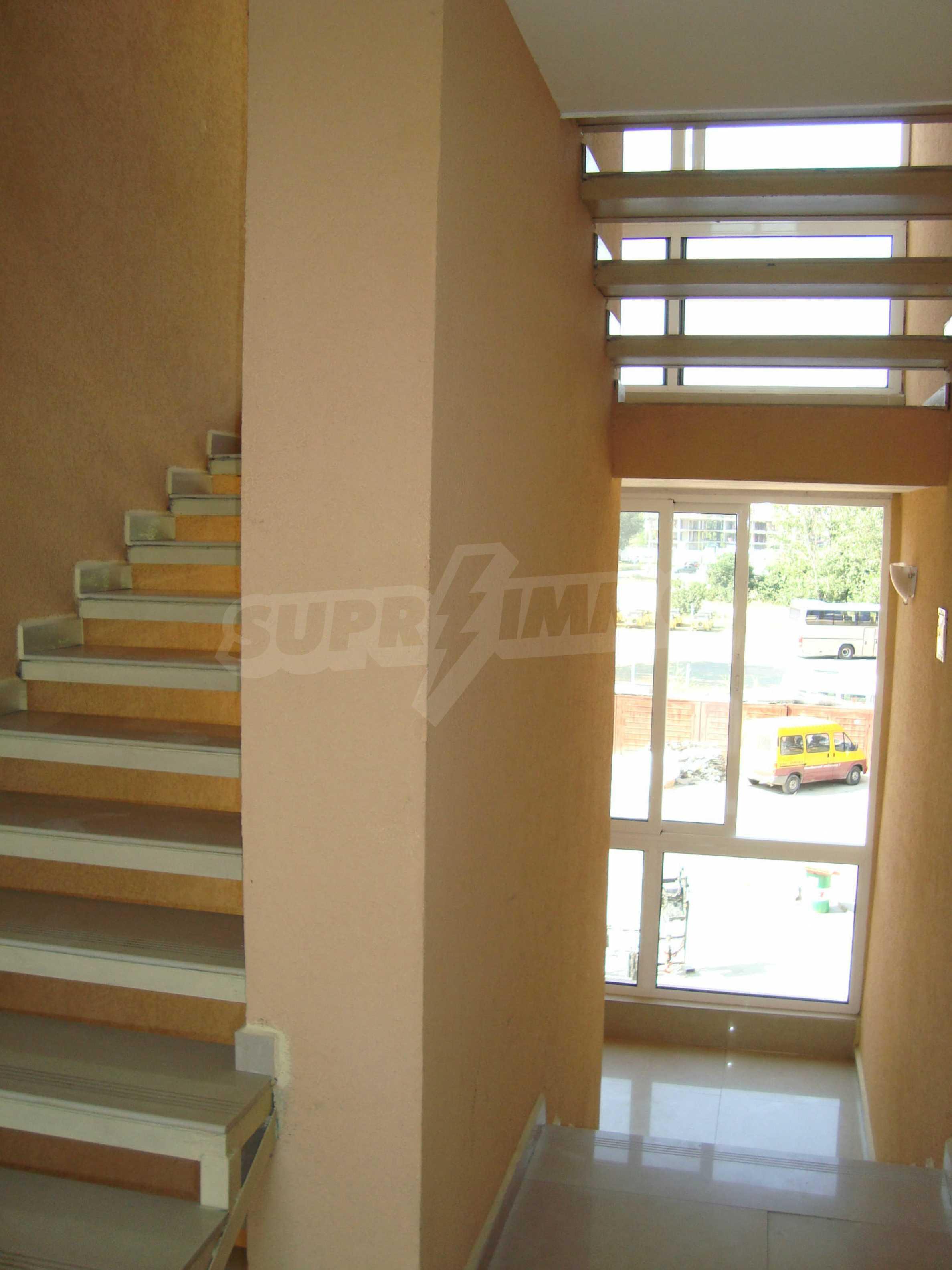 1-bedroom apartment in Kamelia Gardens complex in Sunny beach 21