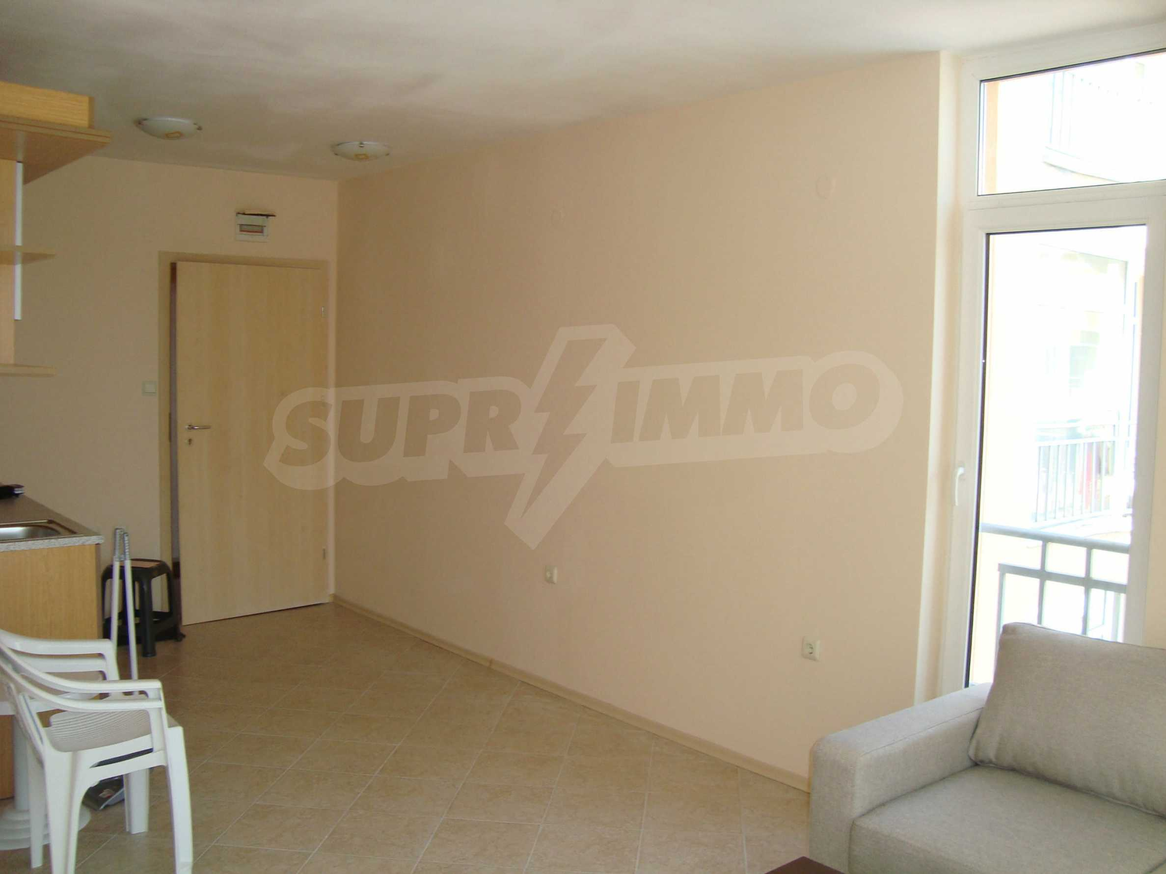 1-bedroom apartment in Kamelia Gardens complex in Sunny beach 2