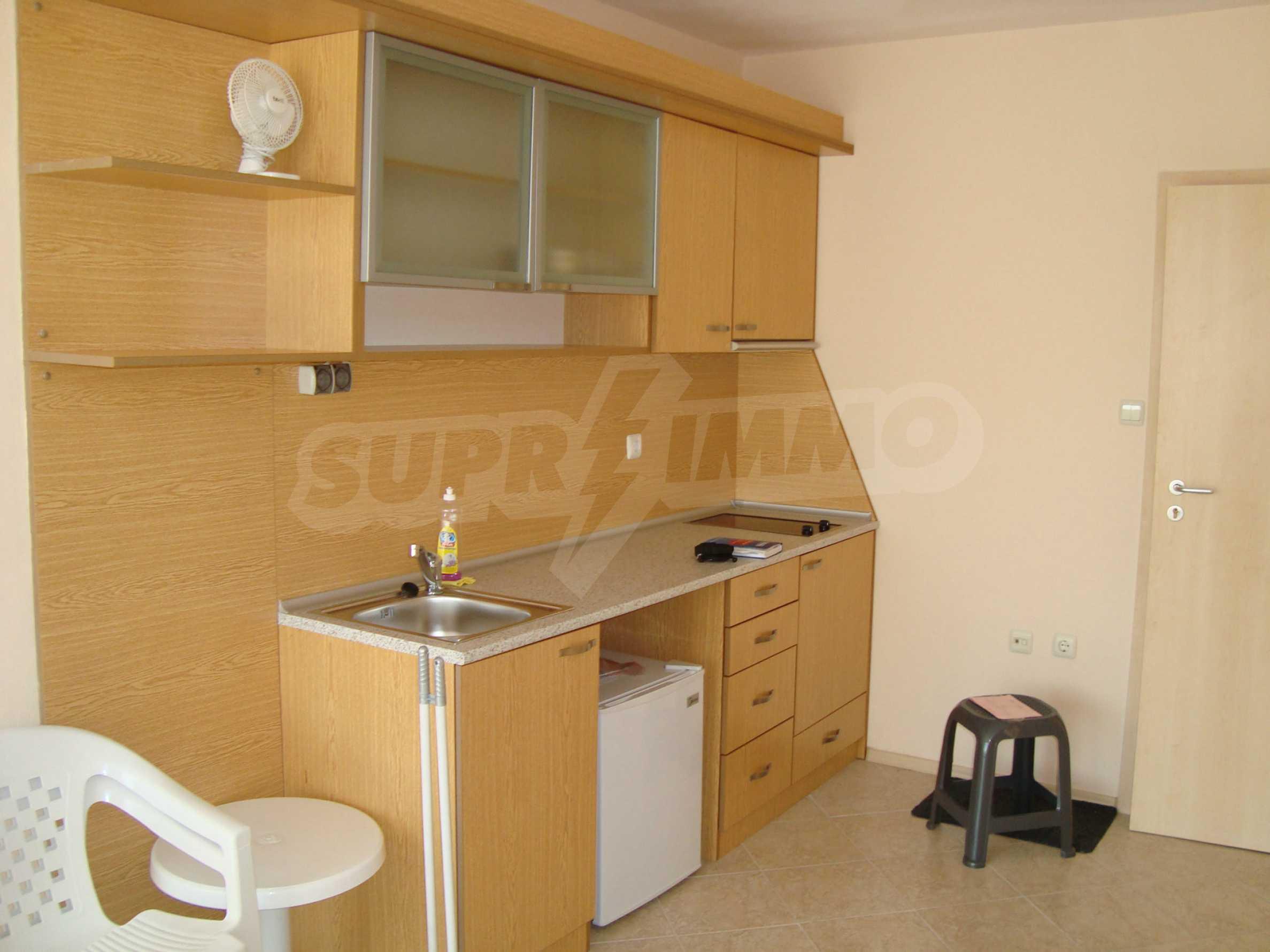 1-bedroom apartment in Kamelia Gardens complex in Sunny beach 3