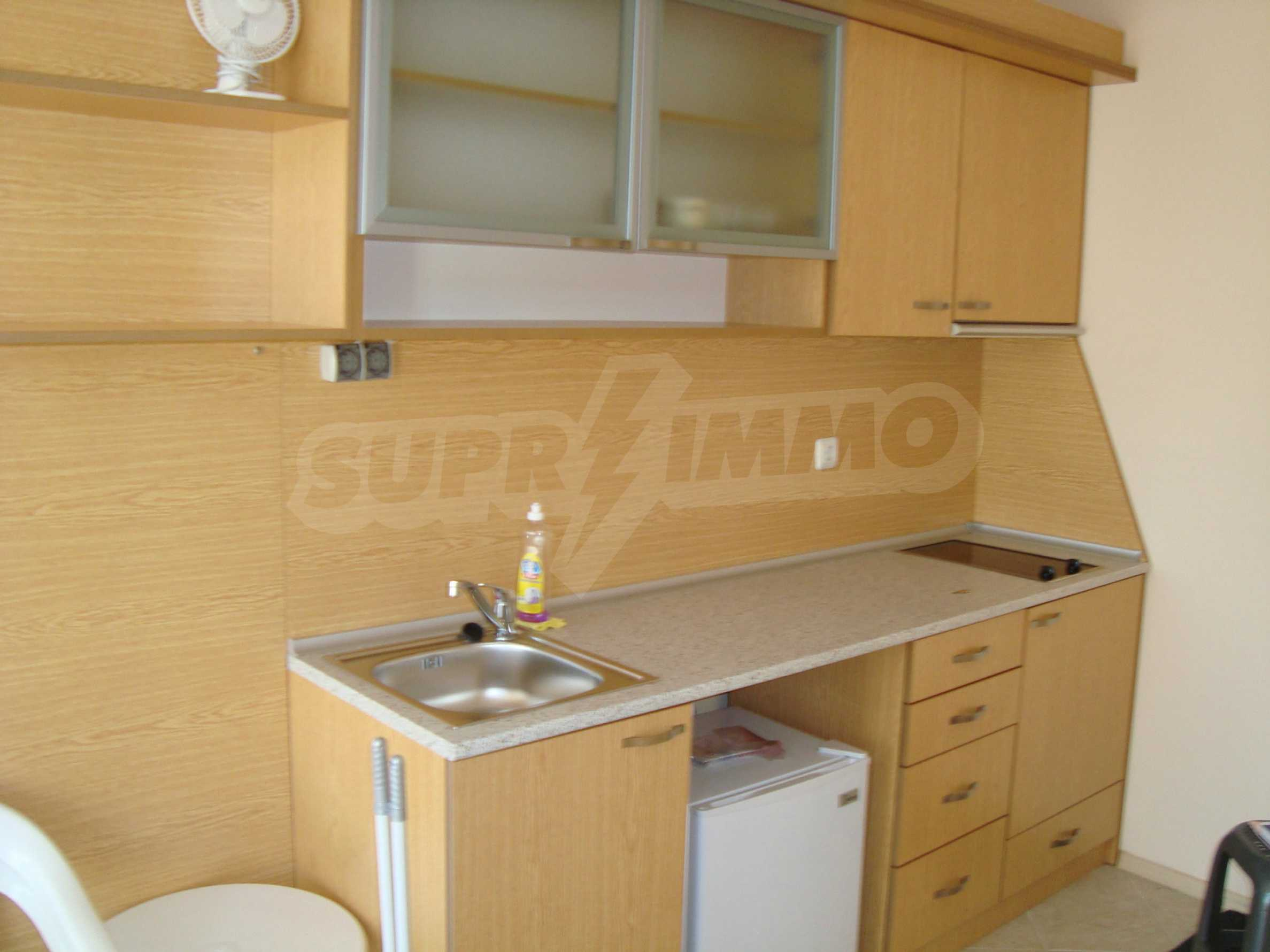 1-bedroom apartment in Kamelia Gardens complex in Sunny beach 4