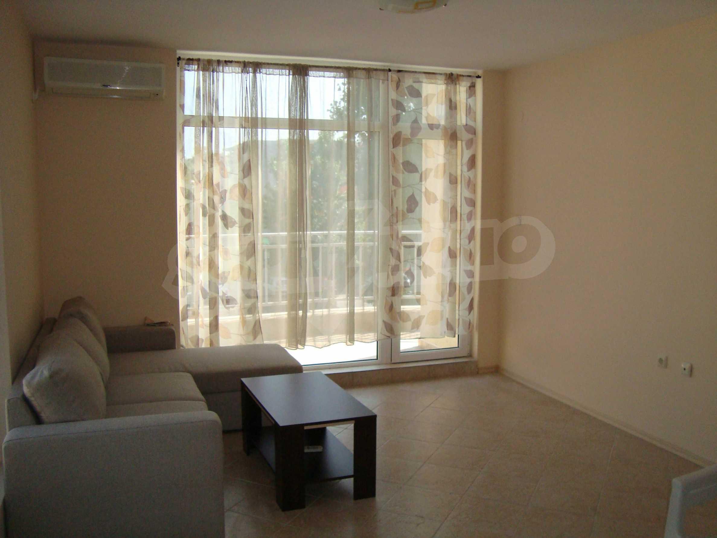 1-bedroom apartment in Kamelia Gardens complex in Sunny beach 6