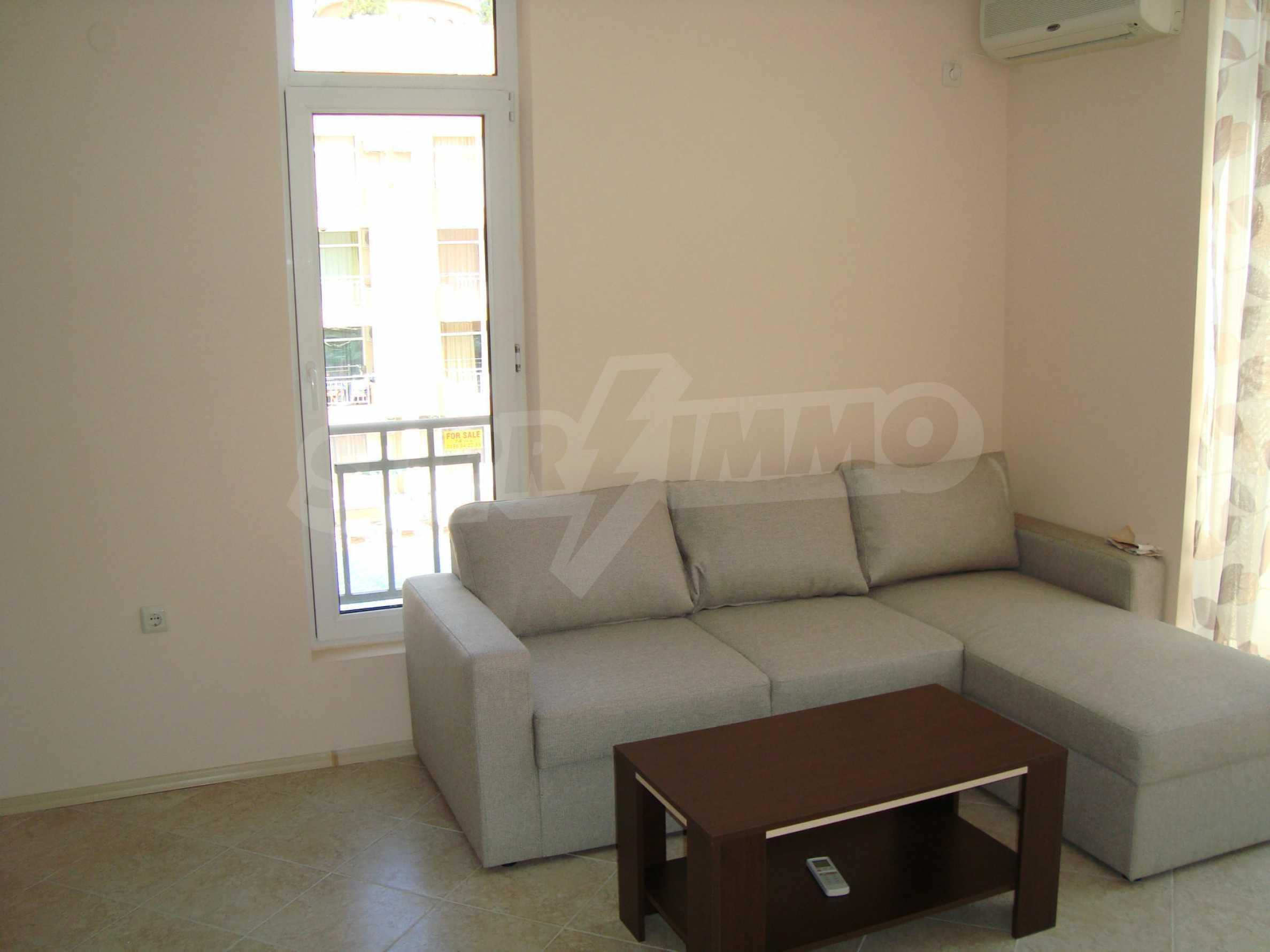 1-bedroom apartment in Kamelia Gardens complex in Sunny beach 8