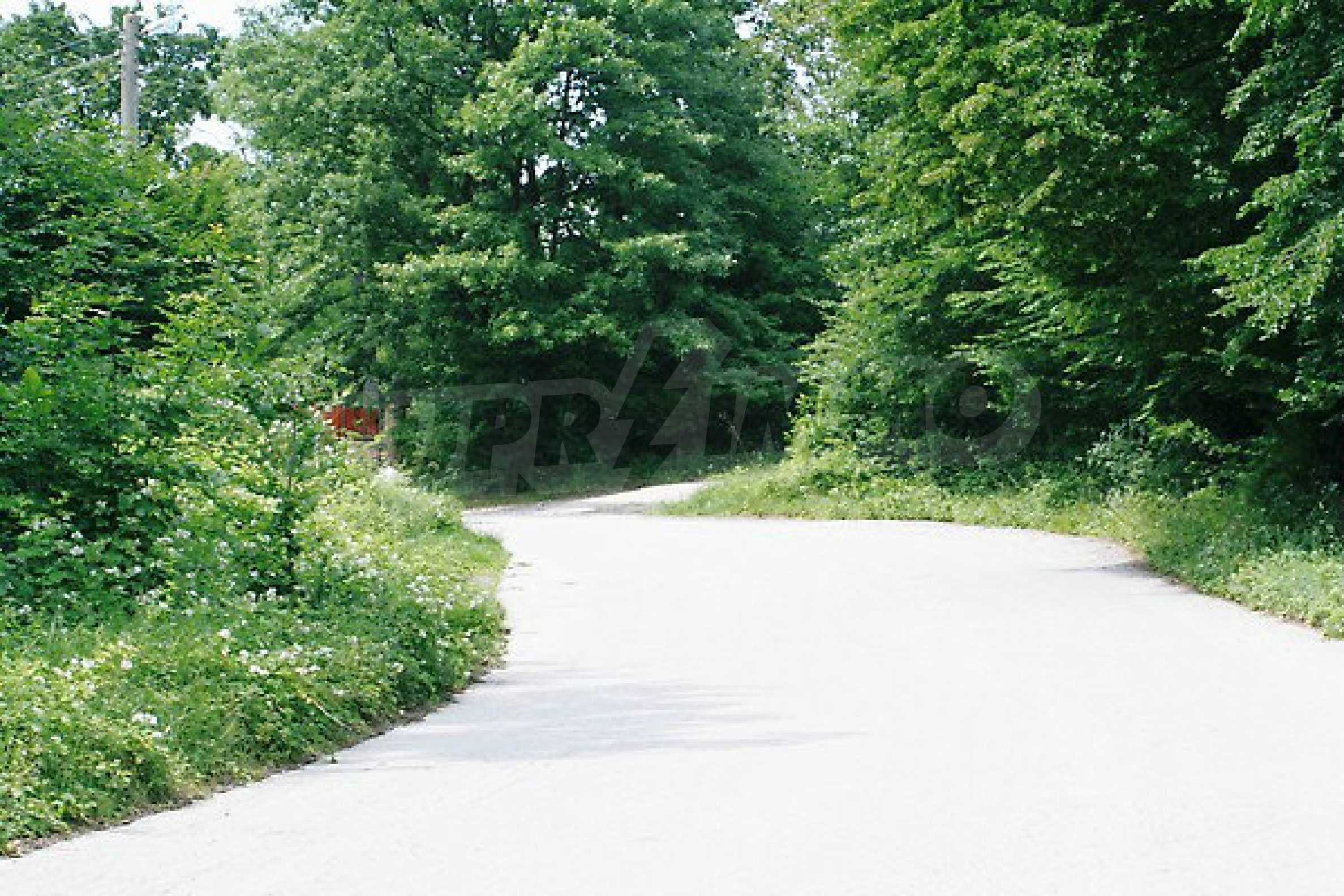 Large plot of land located near town Gabrovo 10