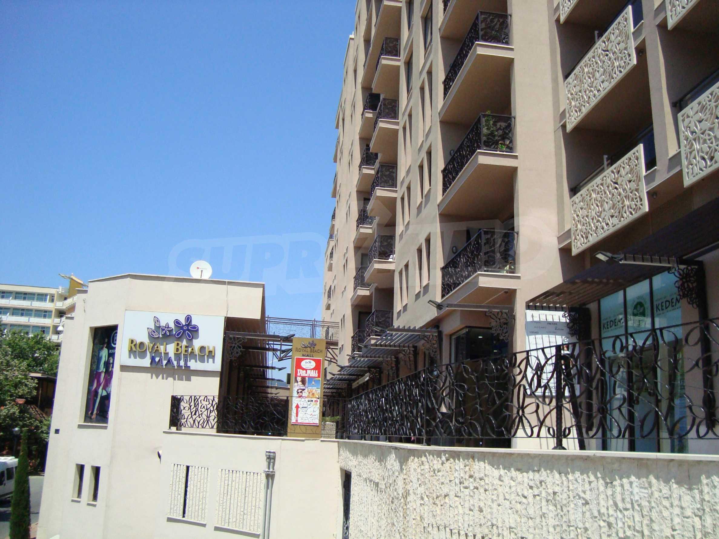 Studio for sale in Royal Baech Barcelo in Sunny Beach 24