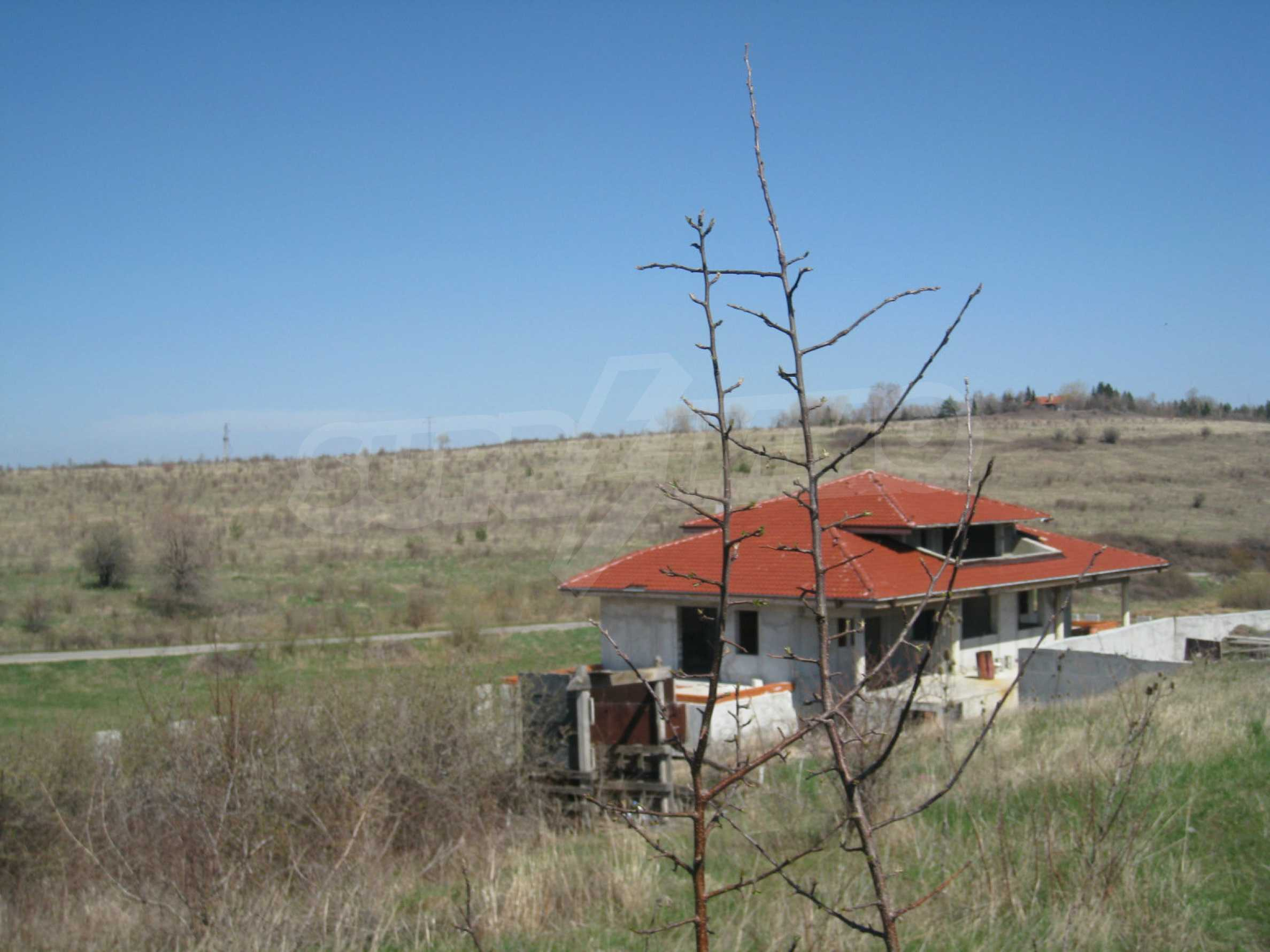 Regulated plot for construction of private house or villa near Sofia 10