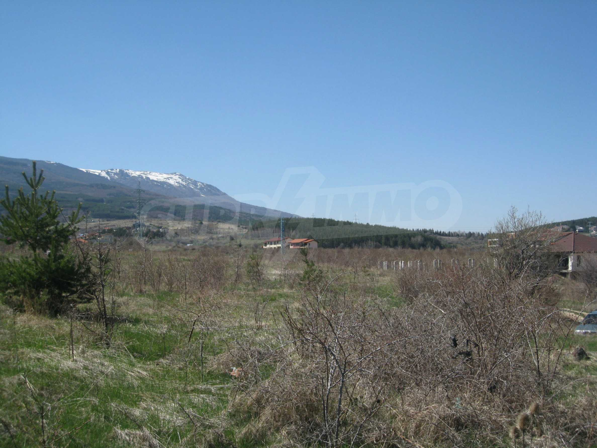 Regulated plot for construction of private house or villa near Sofia 14