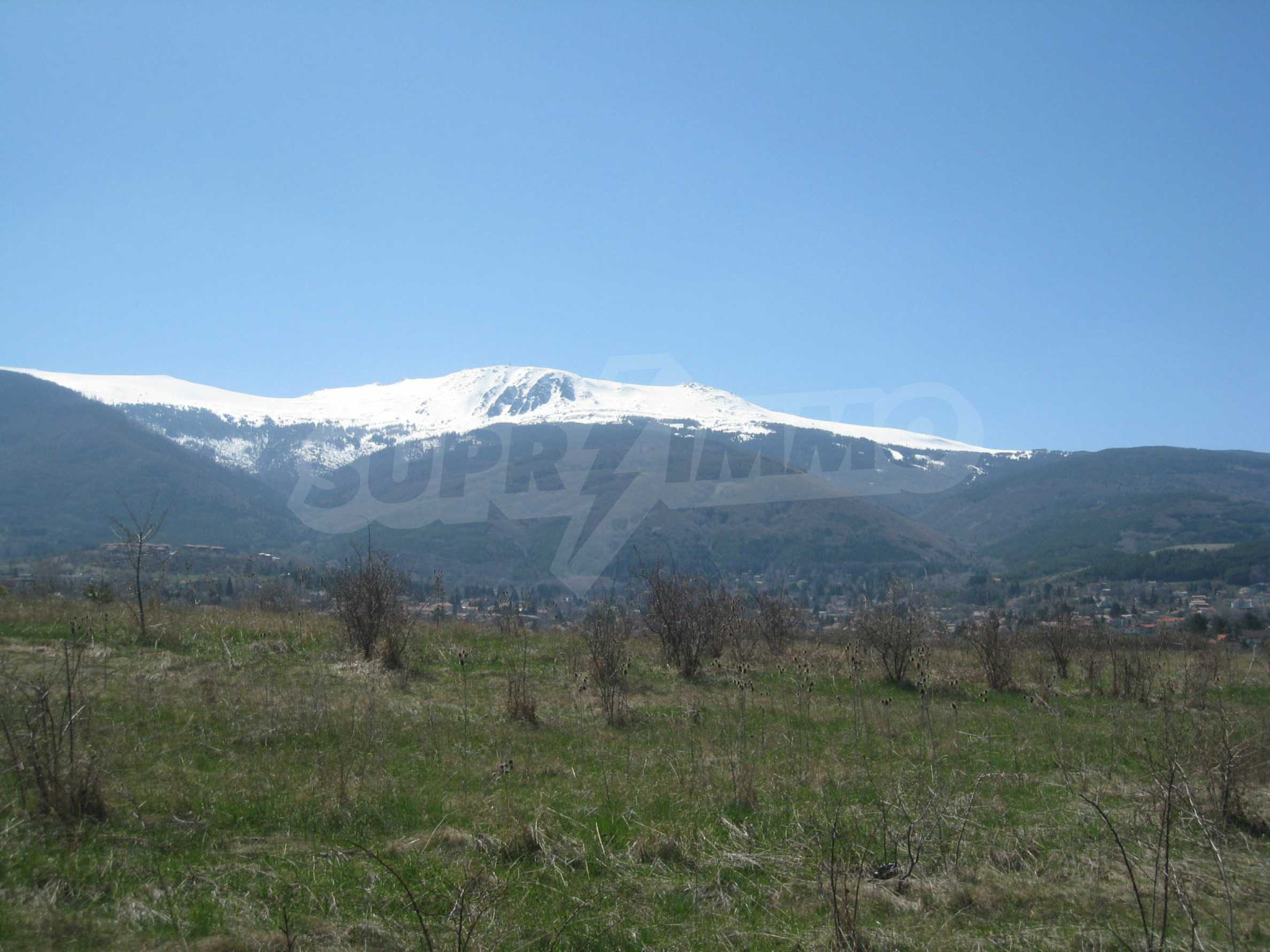 Regulated plot for construction of private house or villa near Sofia 20