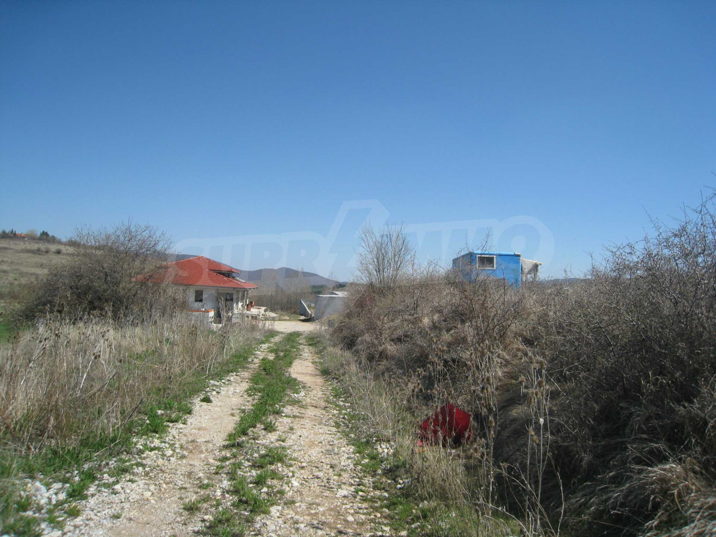 Regulated plot for construction of private house or villa near Sofia 28